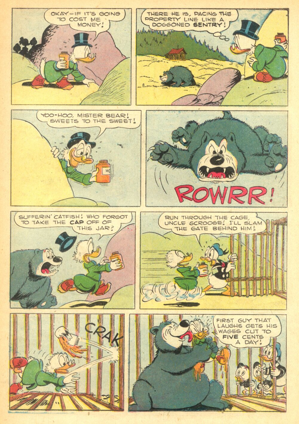 Read online Uncle Scrooge (1953) comic -  Issue #2 - 19