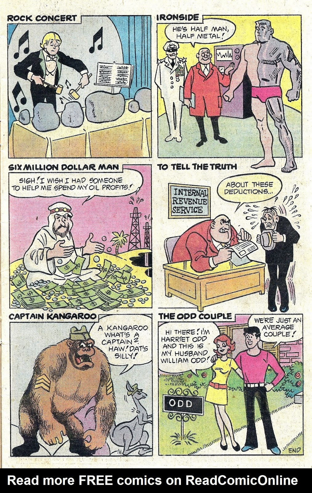 Read online Madhouse Comics comic -  Issue #114 - 11