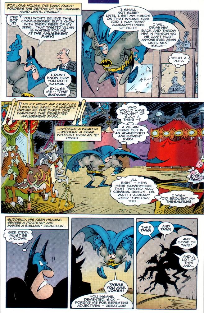 Read online Sergio Aragones Destroys DC comic -  Issue # Full - 17