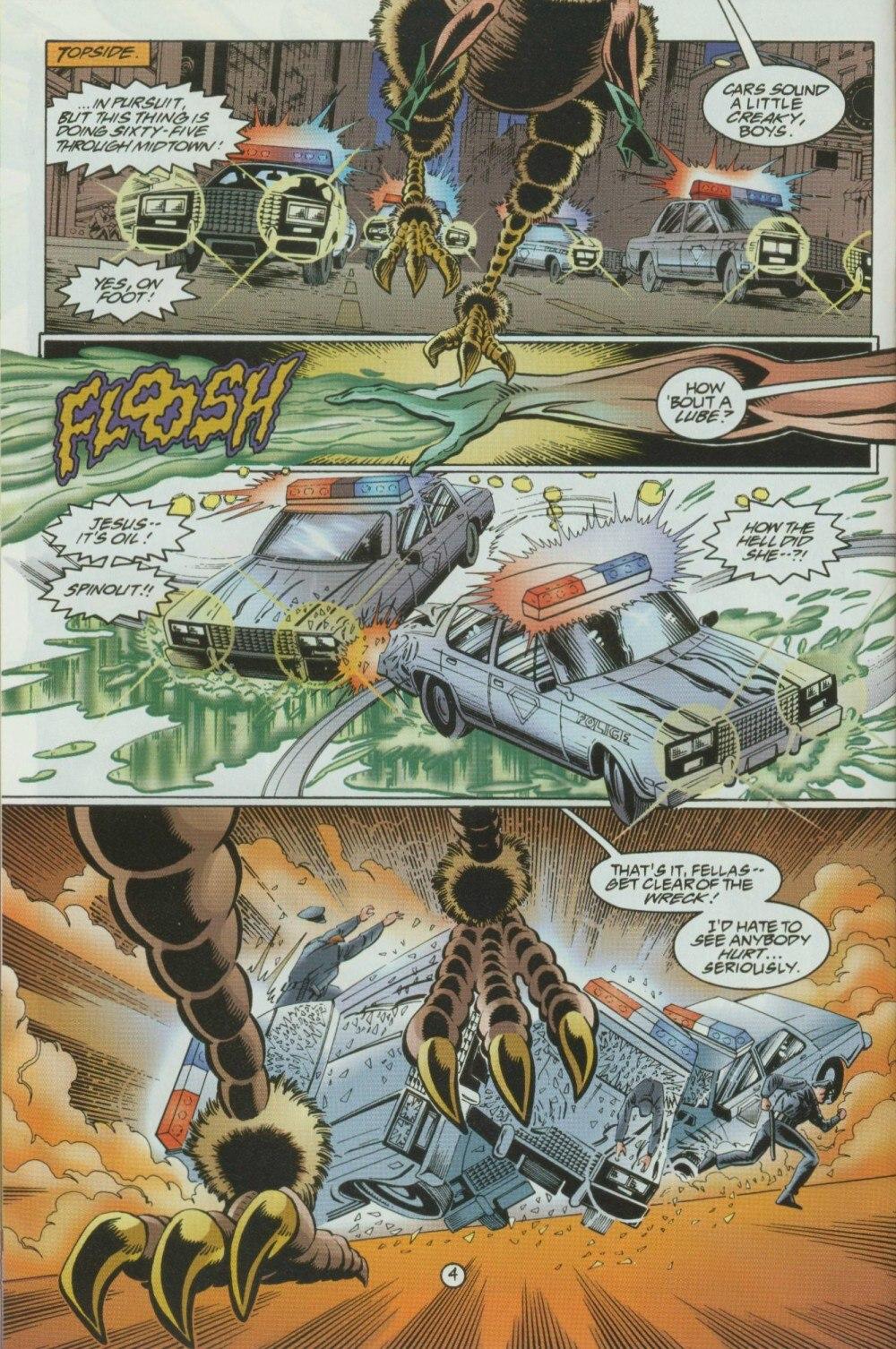 Read online Sludge comic -  Issue #10 - 6