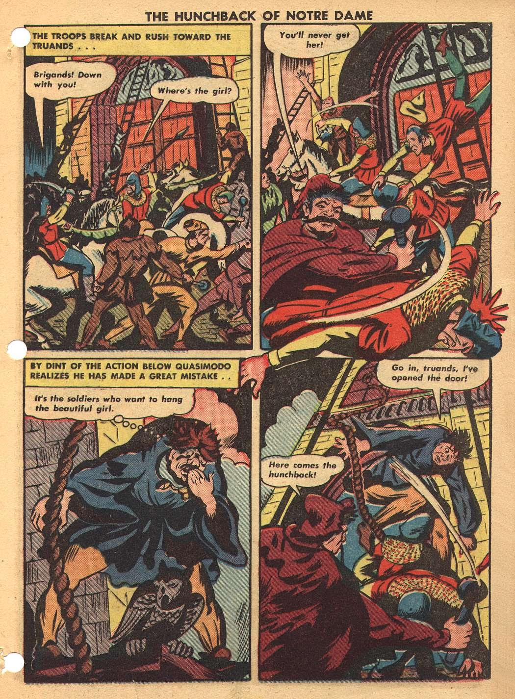 Classics Illustrated issue 18 - Page 50