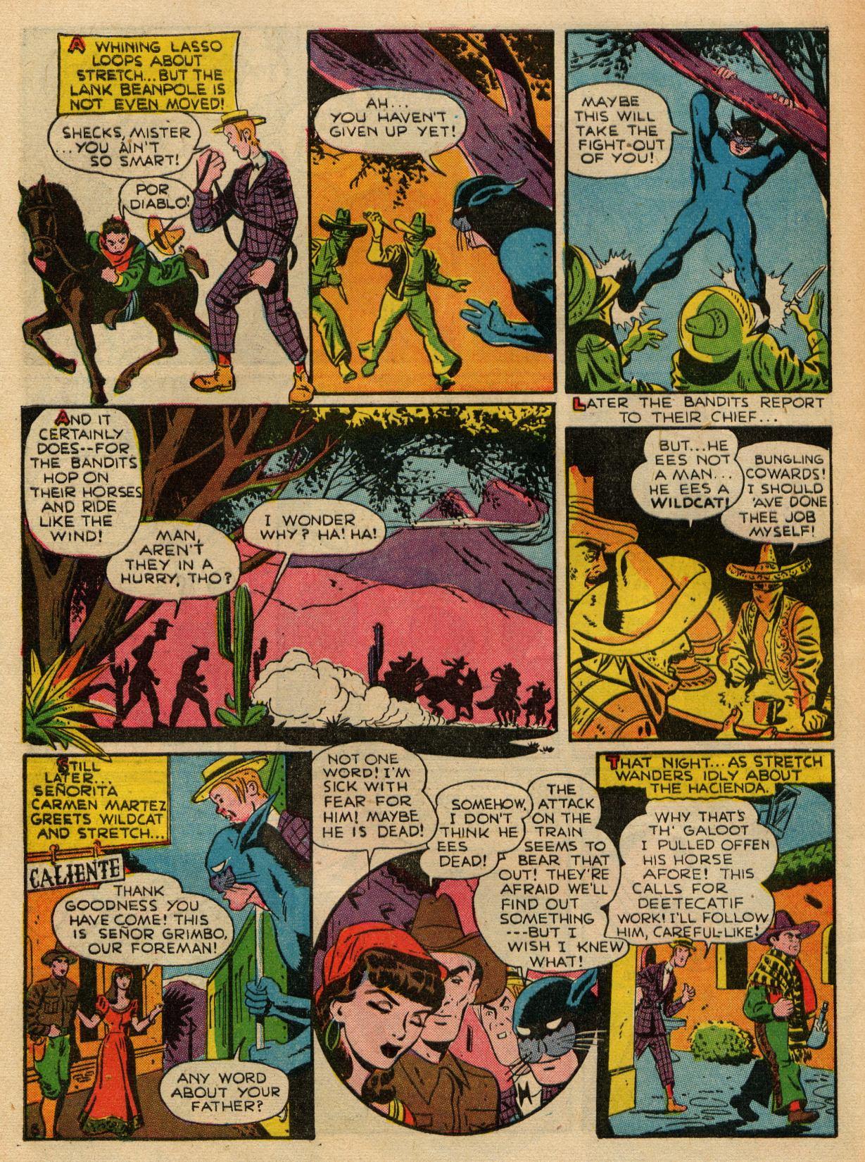 Read online Sensation (Mystery) Comics comic -  Issue #22 - 52