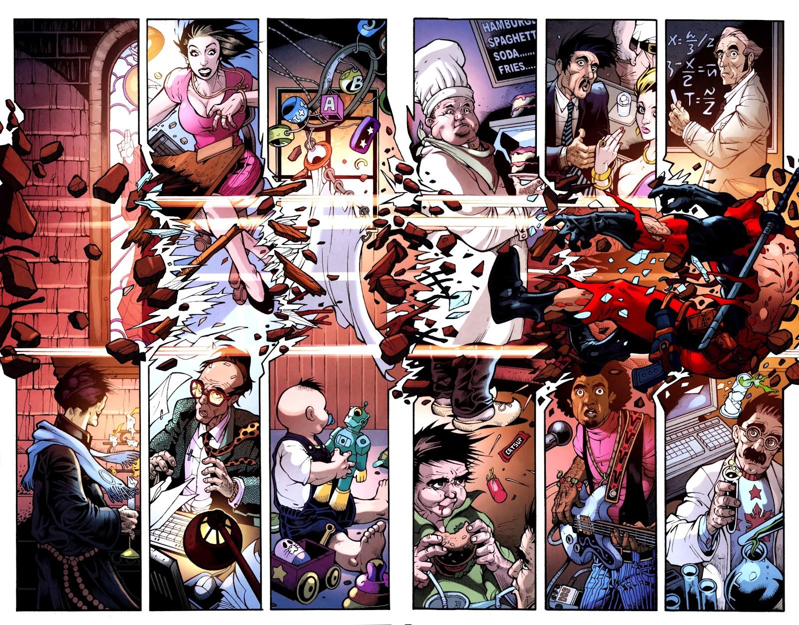 Read online Deadpool (2008) comic -  Issue #38 - 8
