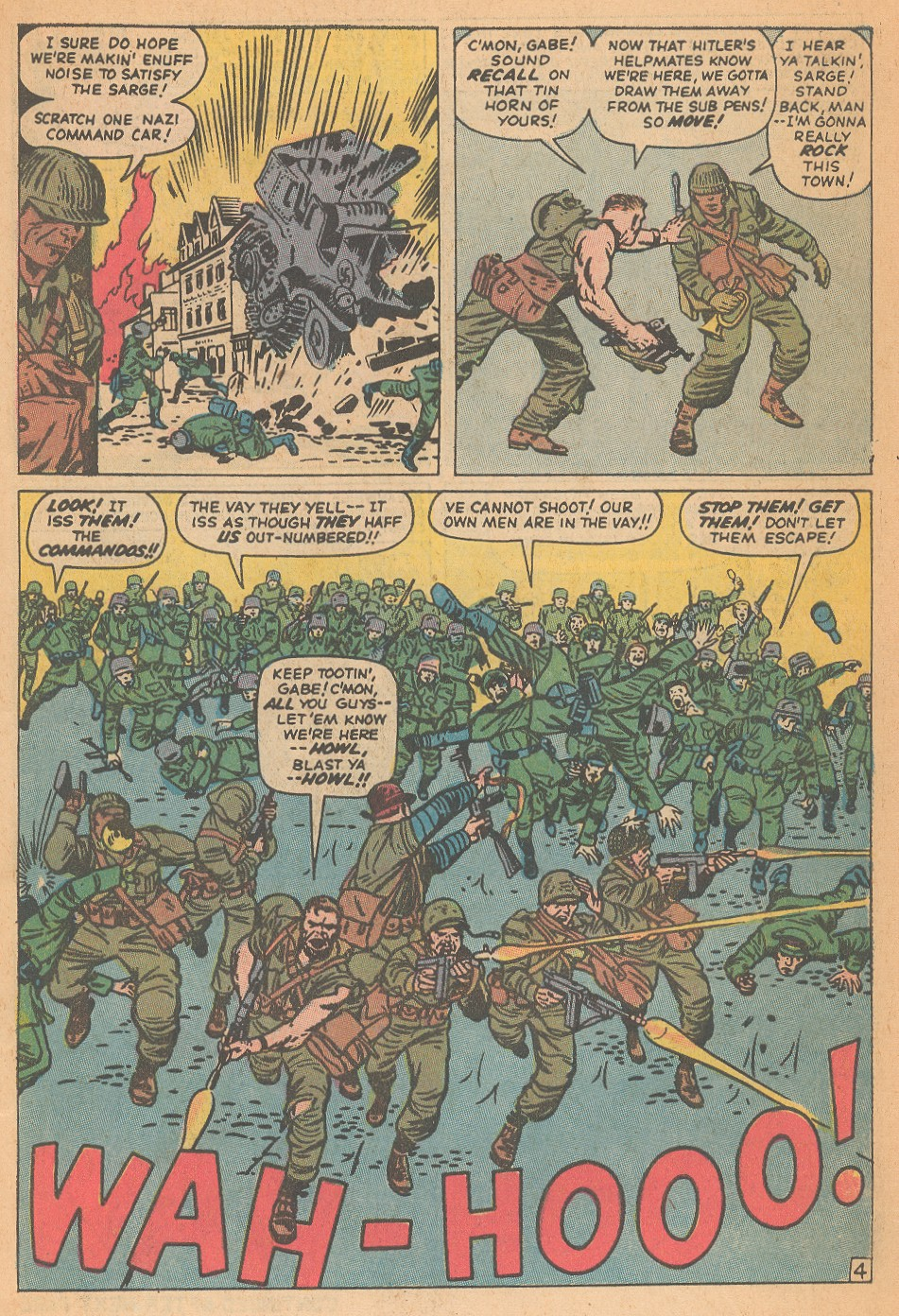Read online Sgt. Fury comic -  Issue #95 - 7