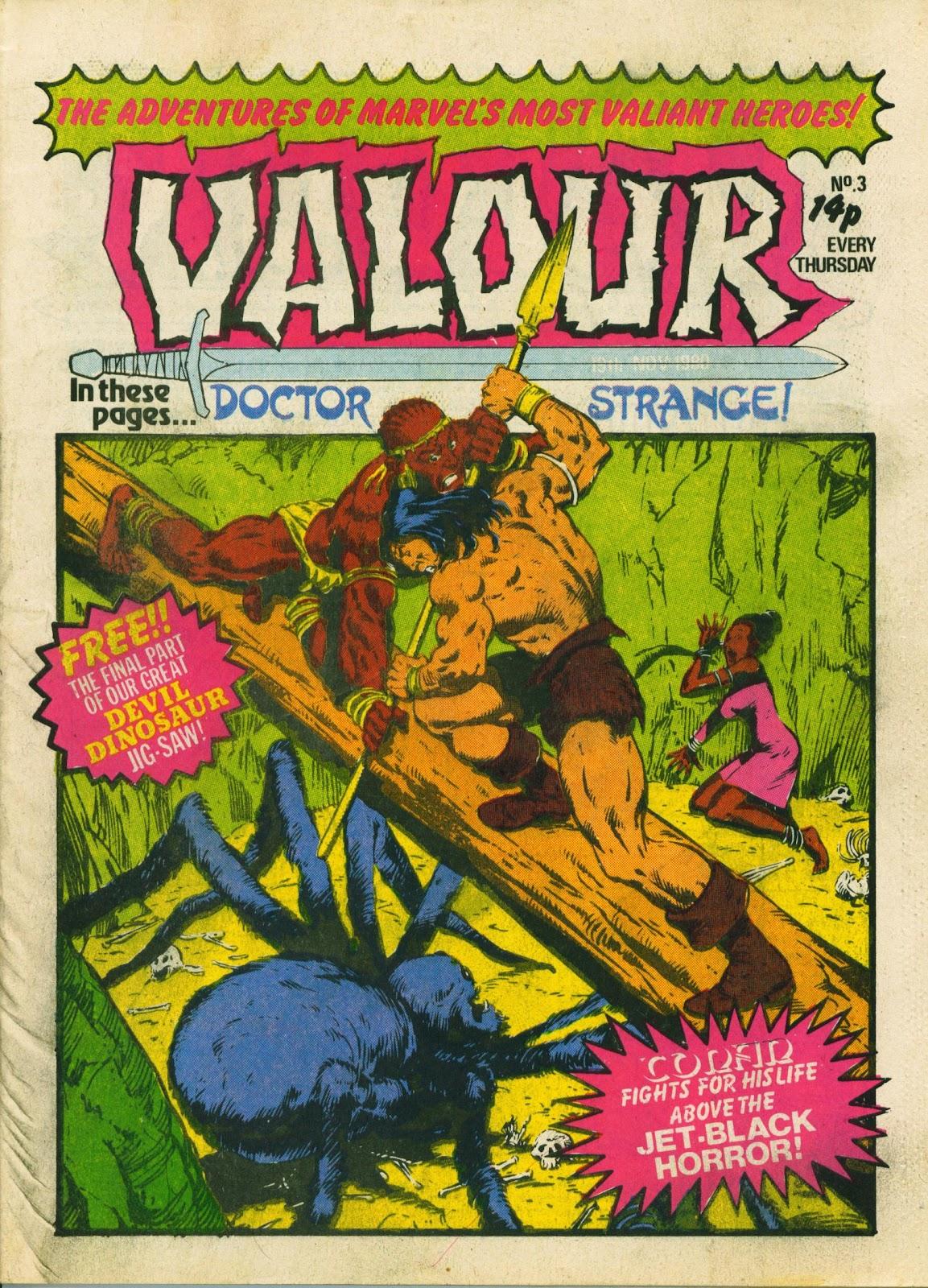 Valour 3 Page 1