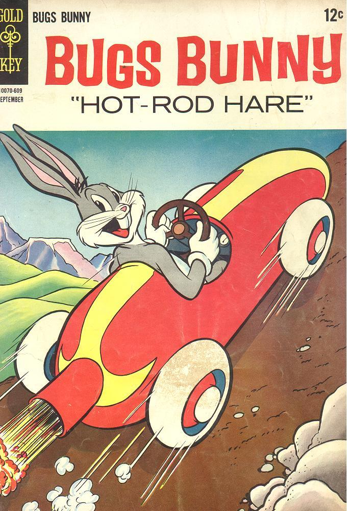 Bugs Bunny (1952) issue 107 - Page 1
