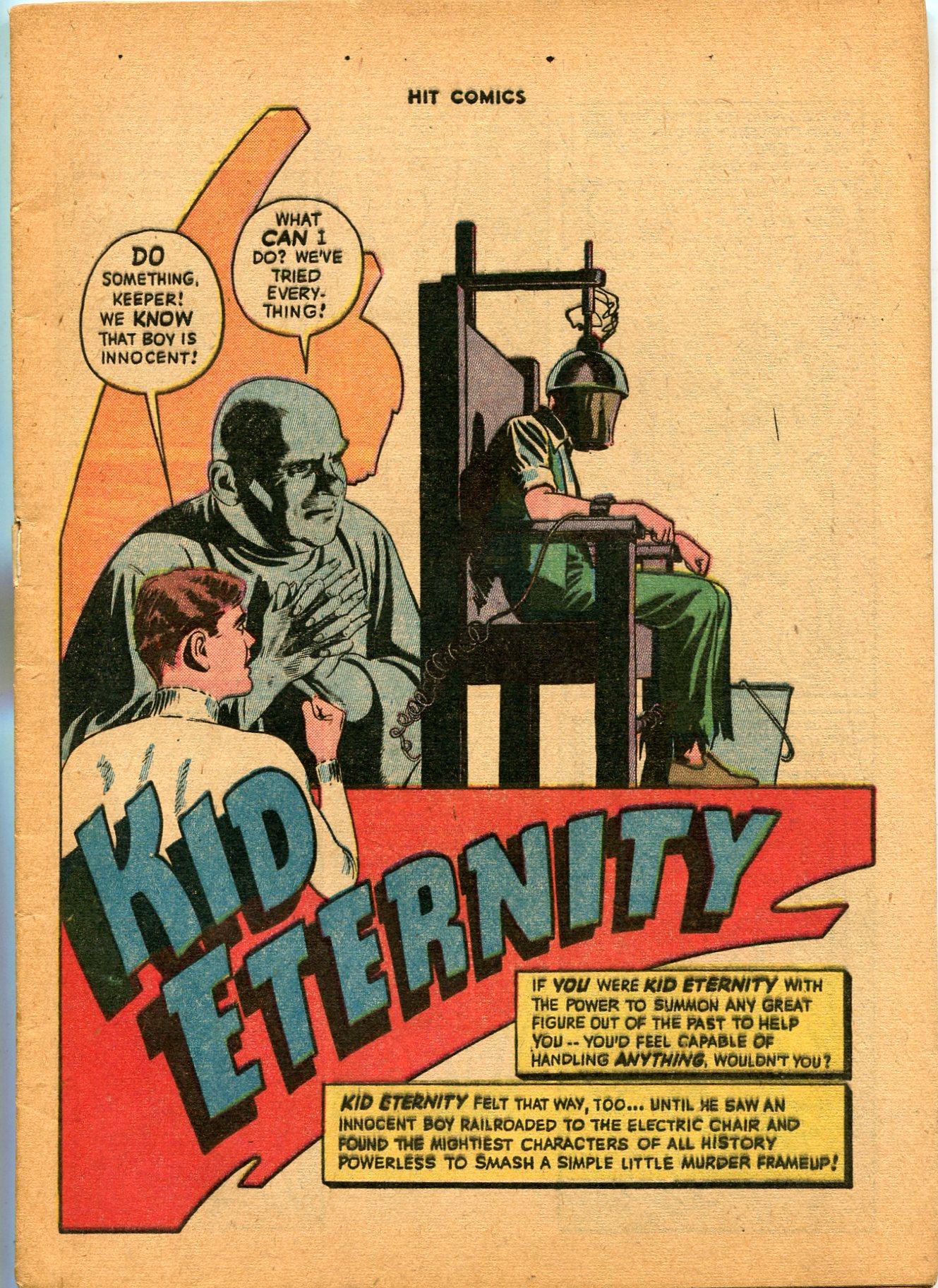 Read online Hit Comics comic -  Issue #35 - 3