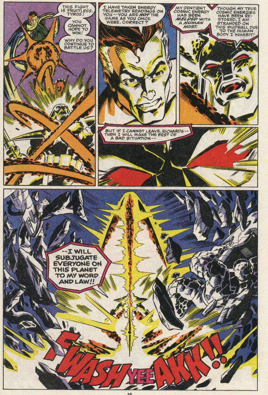 The New Warriors Issue #17 #21 - English 8