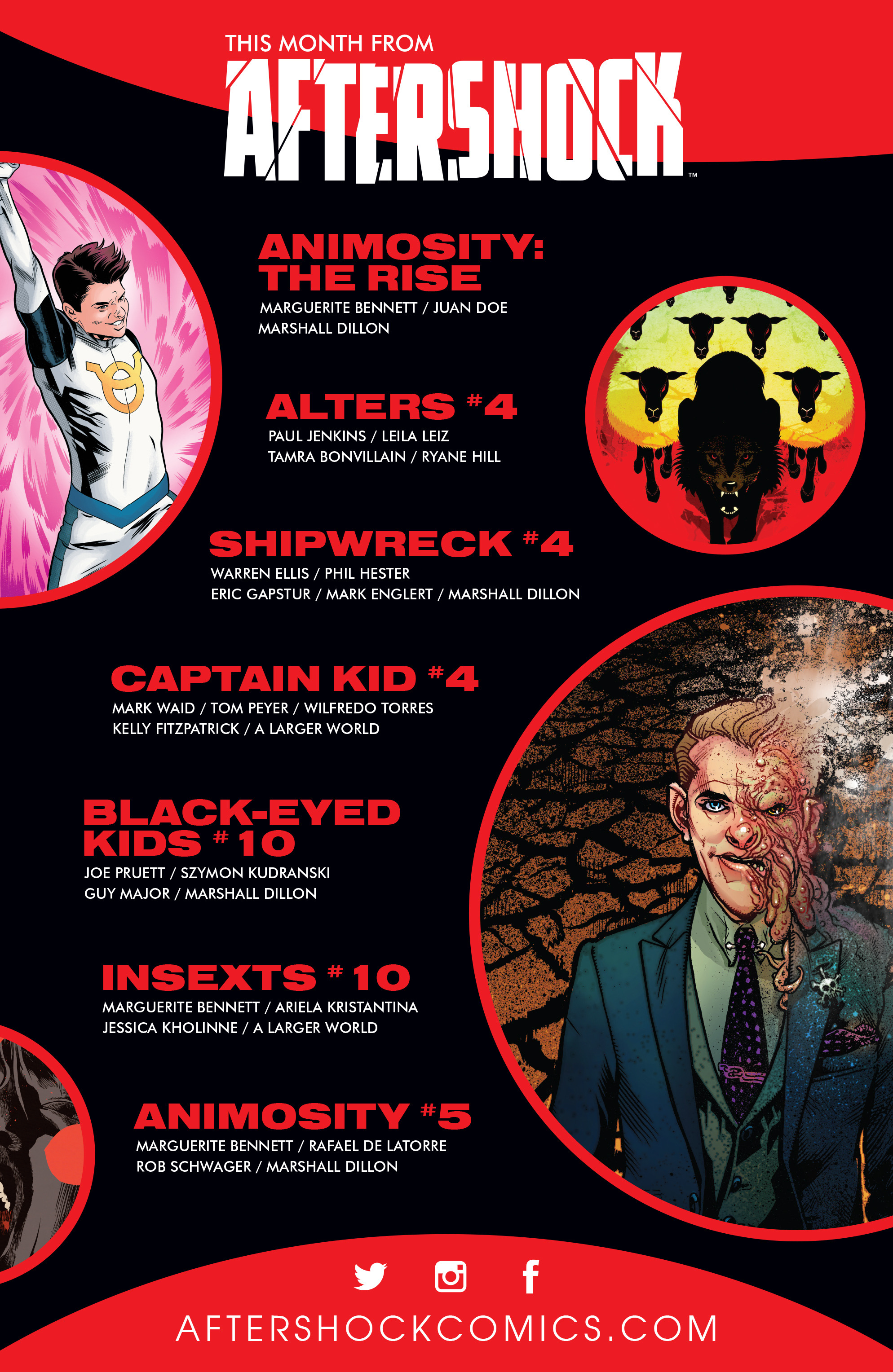 Read online Animosity: The Rise comic -  Issue #Animosity: The Rise Full - 32