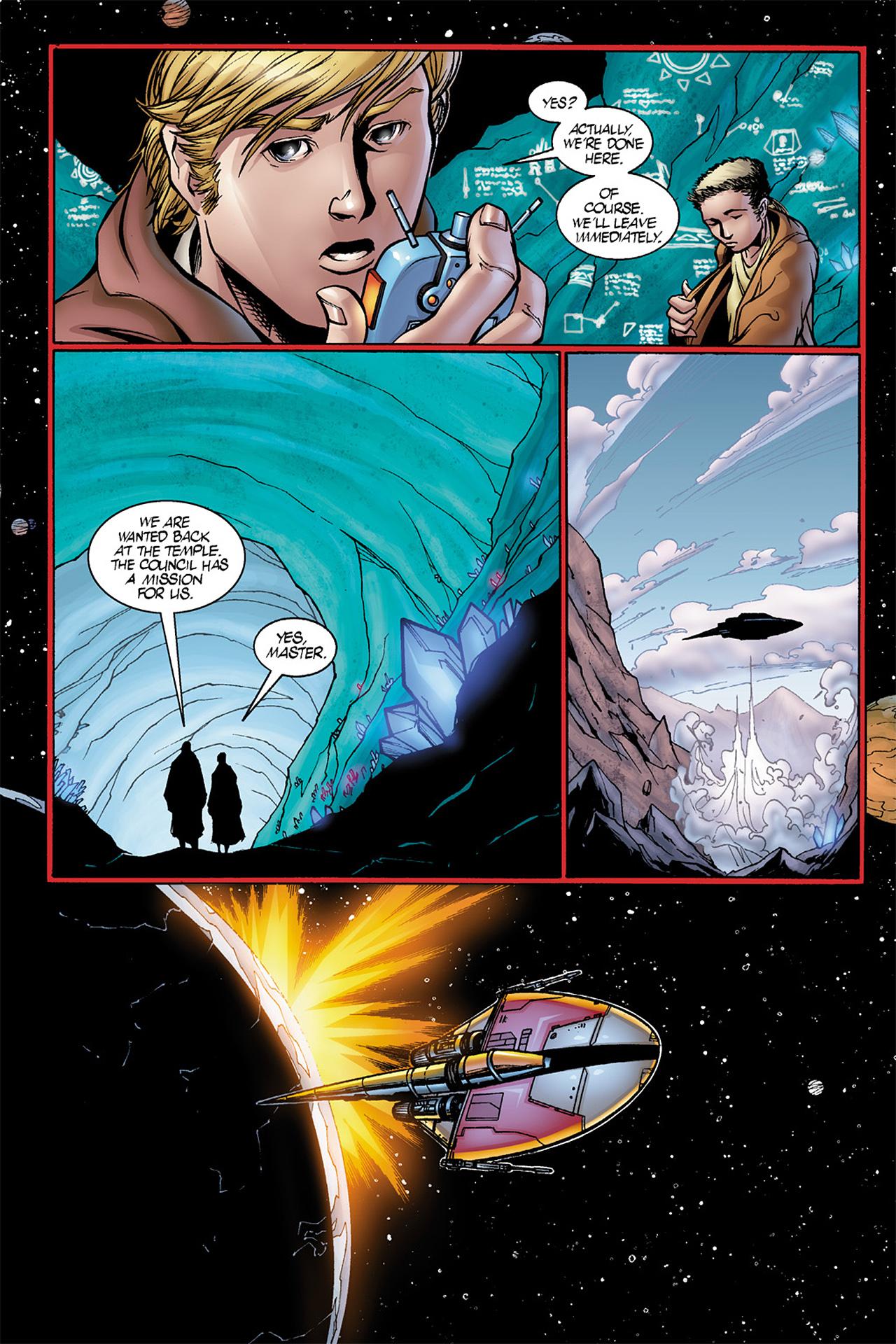 Read online Star Wars Omnibus comic -  Issue # Vol. 10 - 142