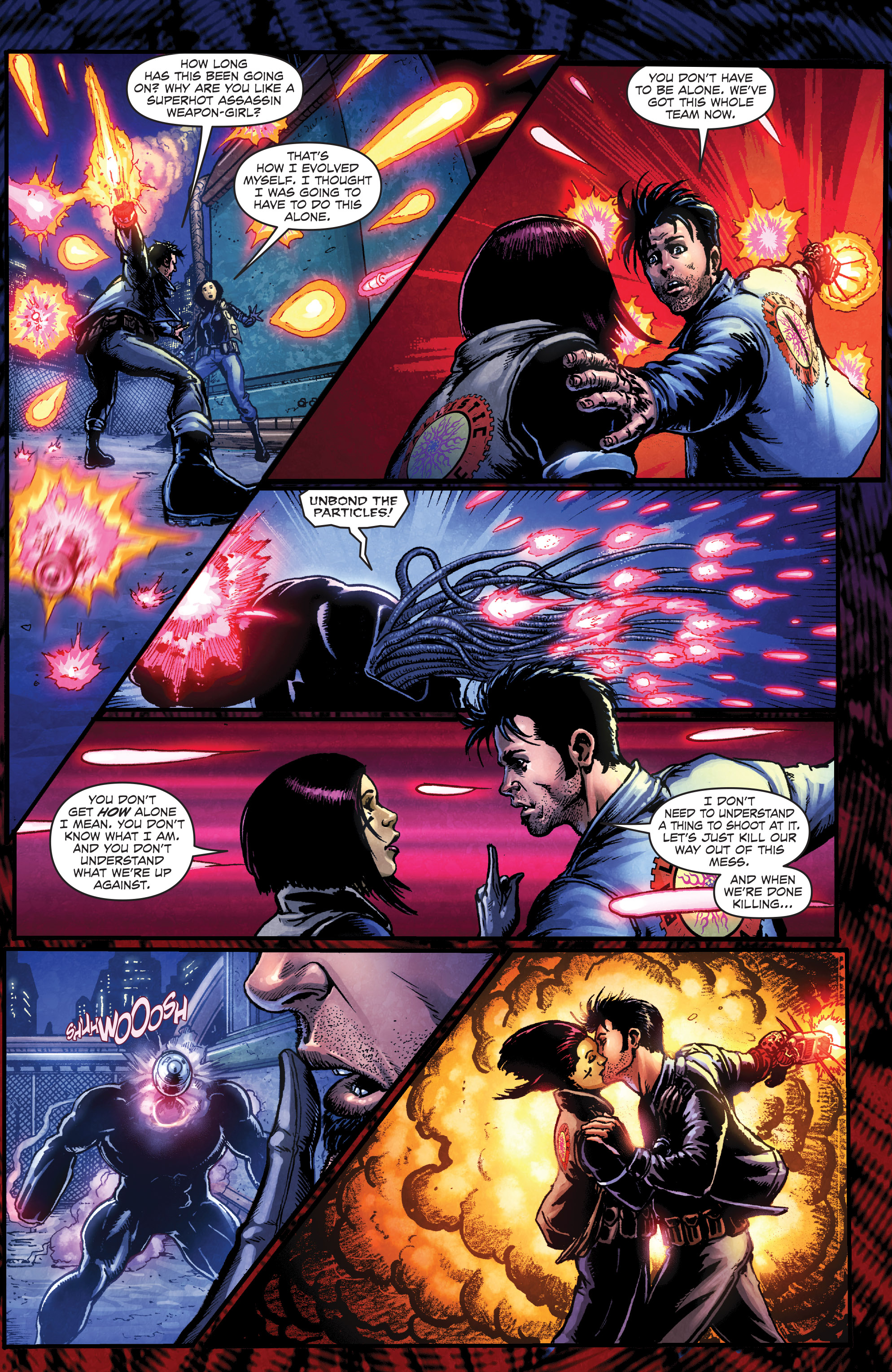 Read online Ballistic (2013) comic -  Issue #3 - 12