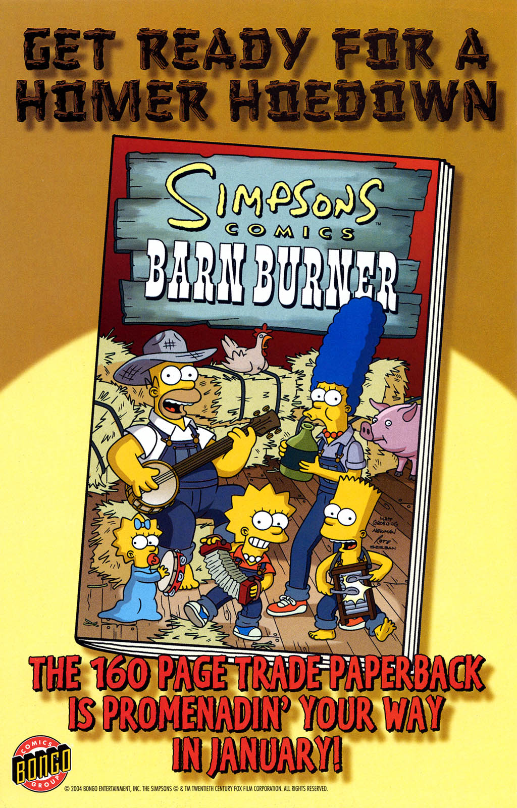 Read online Simpsons Comics Presents Bart Simpson comic -  Issue #22 - 36