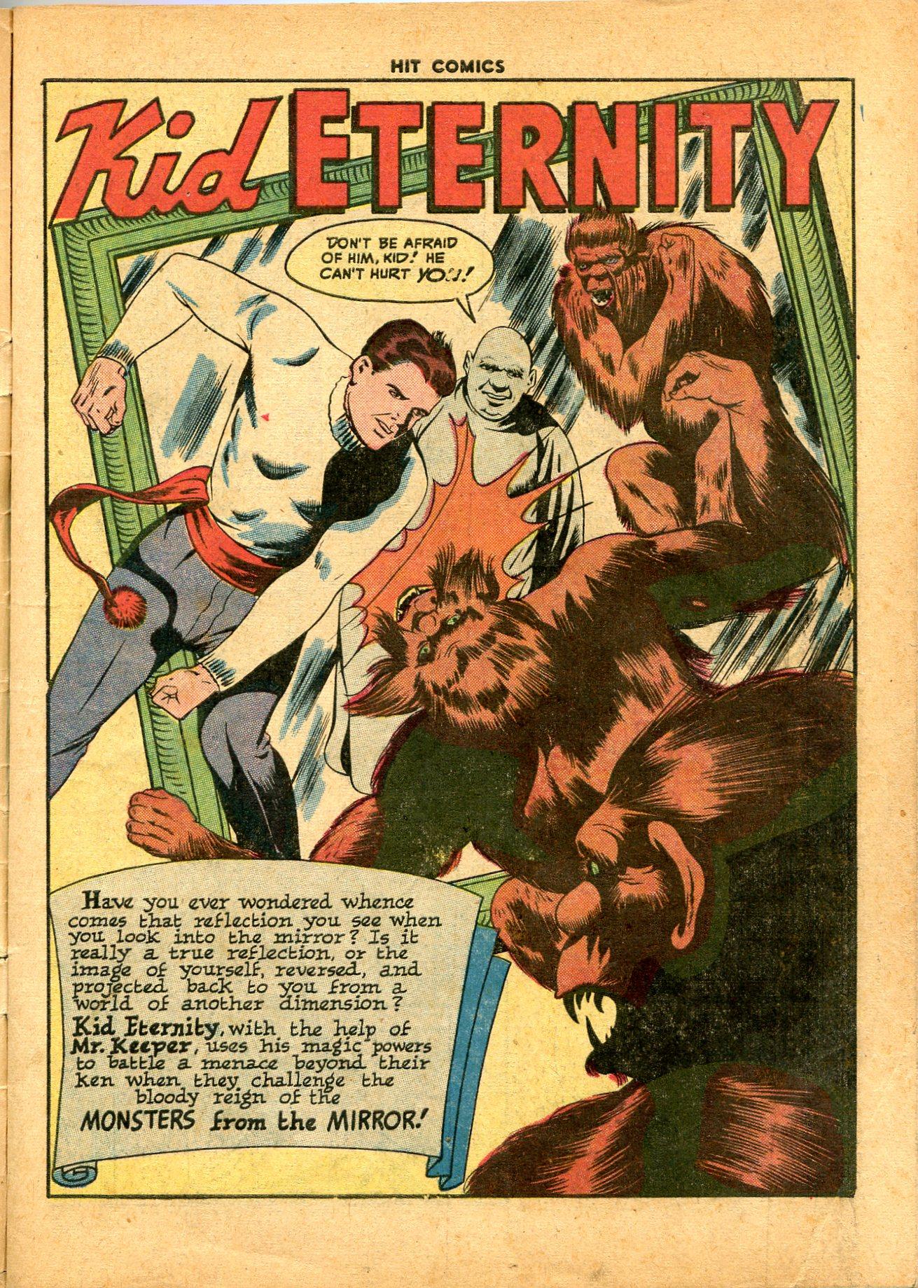 Read online Hit Comics comic -  Issue #49 - 3