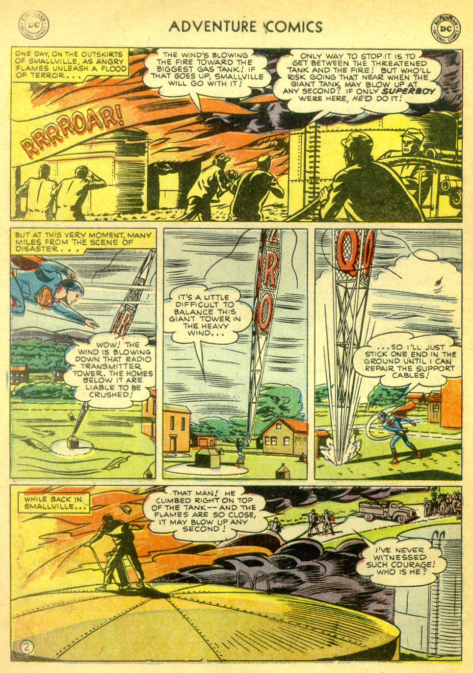 Read online Adventure Comics (1938) comic -  Issue #181 - 3
