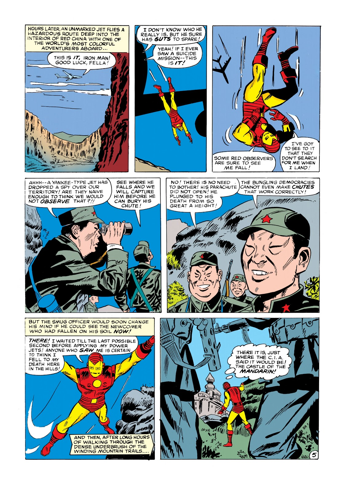 Read online Marvel Masterworks: The Invincible Iron Man comic -  Issue # TPB 1 (Part 2) - 82