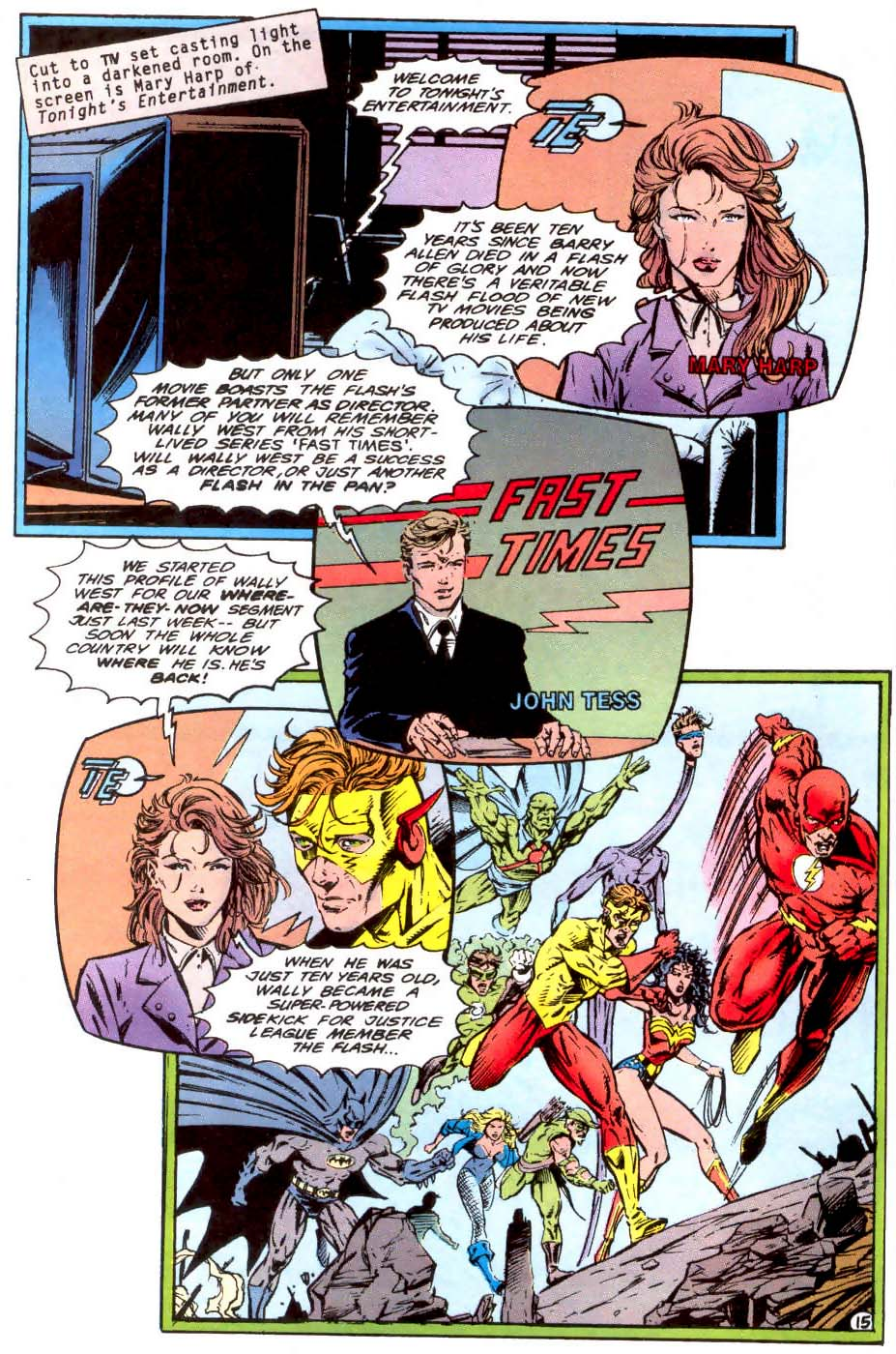 Read online The Flash (1987) comic -  Issue # _Annual 7 - 16