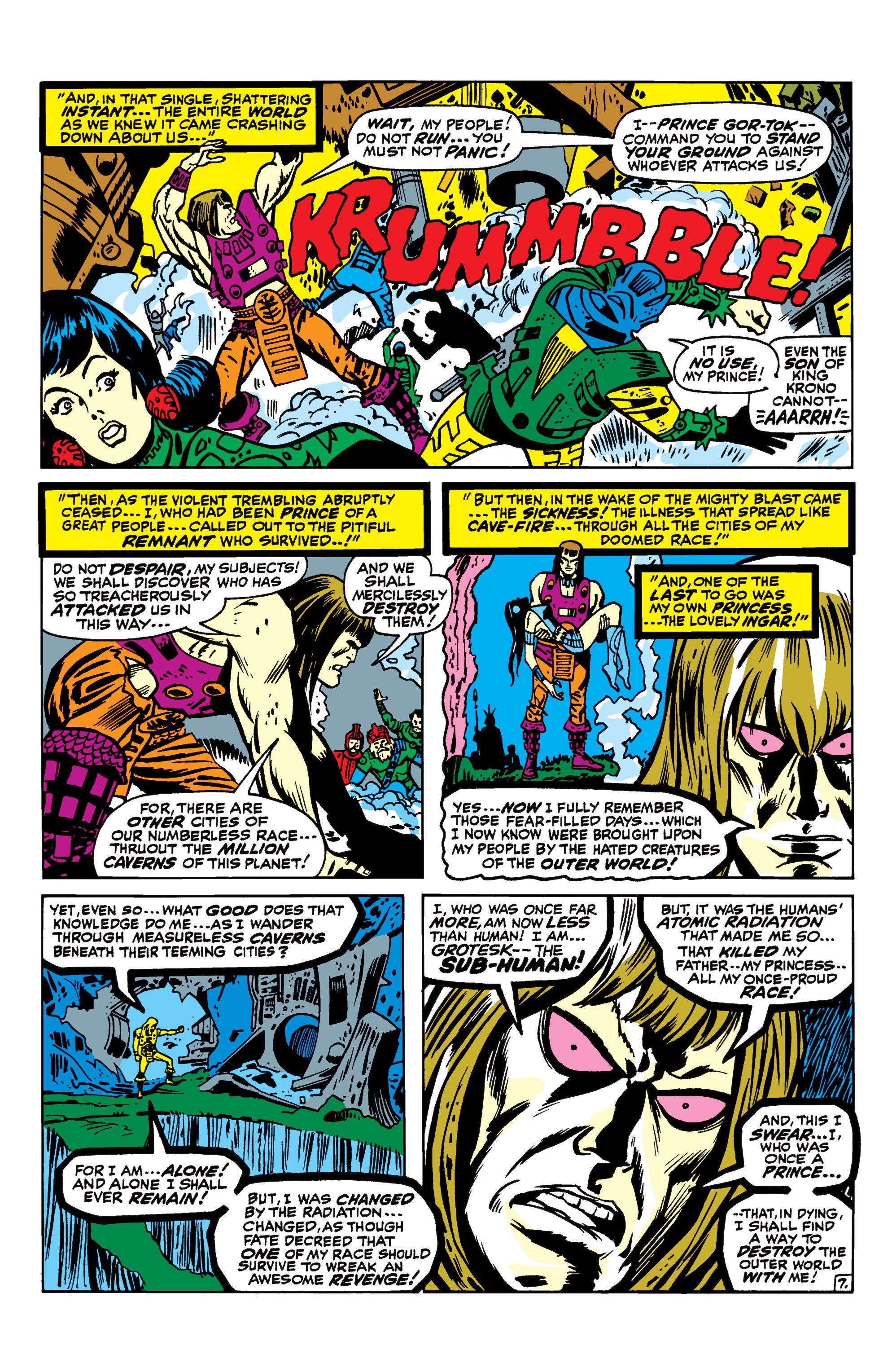 Read online Uncanny X-Men (1963) comic -  Issue #41 - 8