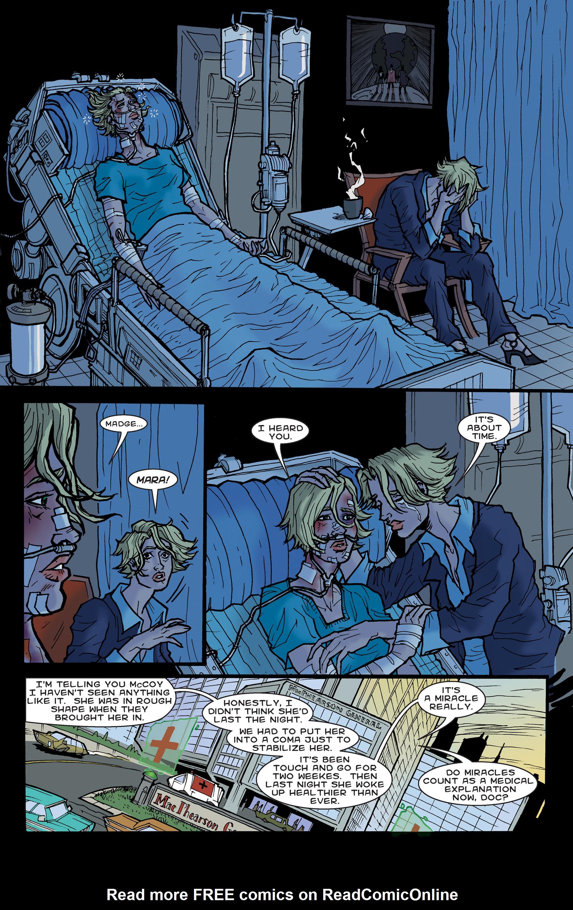 Read online Birth of Venus comic -  Issue #1 - 6
