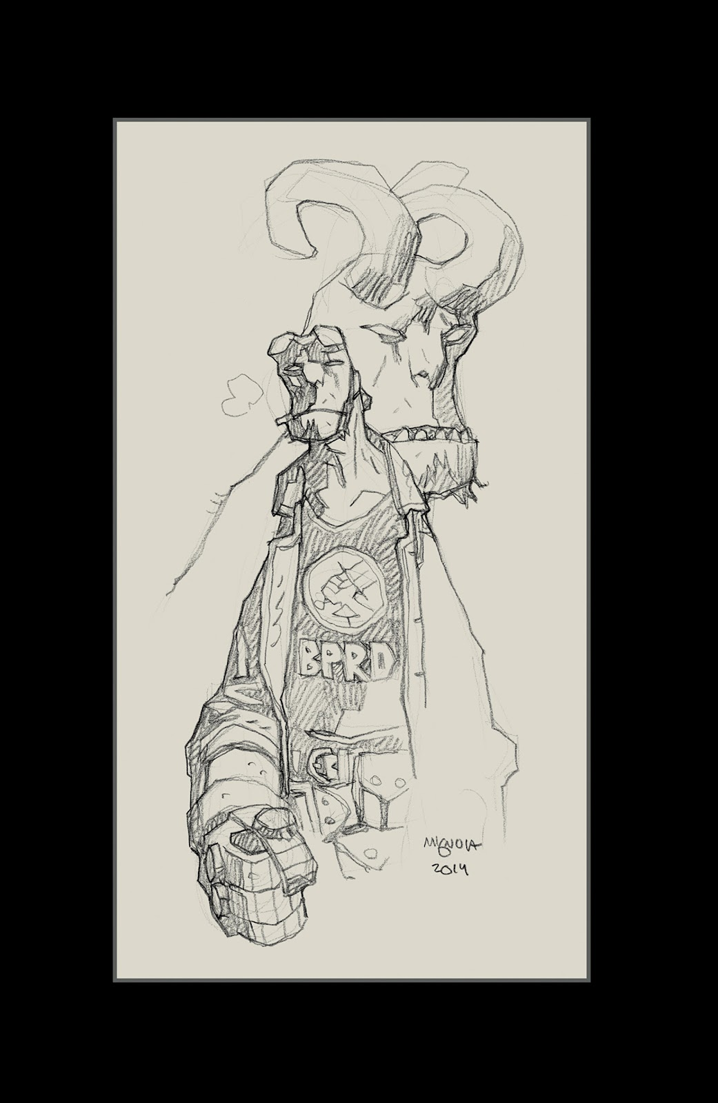 Read online Hellboy and the B.P.R.D. comic -  Issue # _TPB - 3