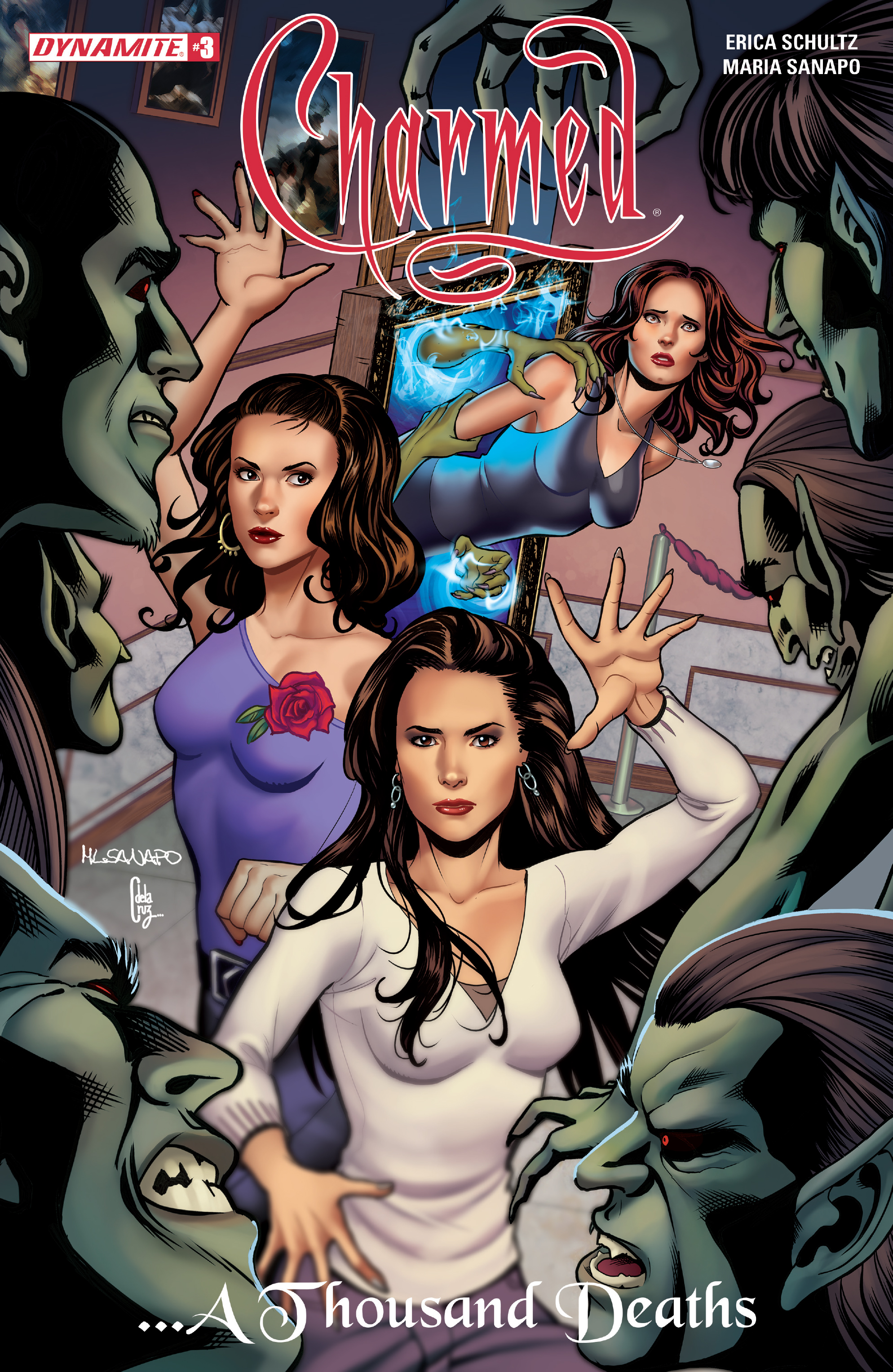 Read online Charmed (2017) comic -  Issue #3 - 2