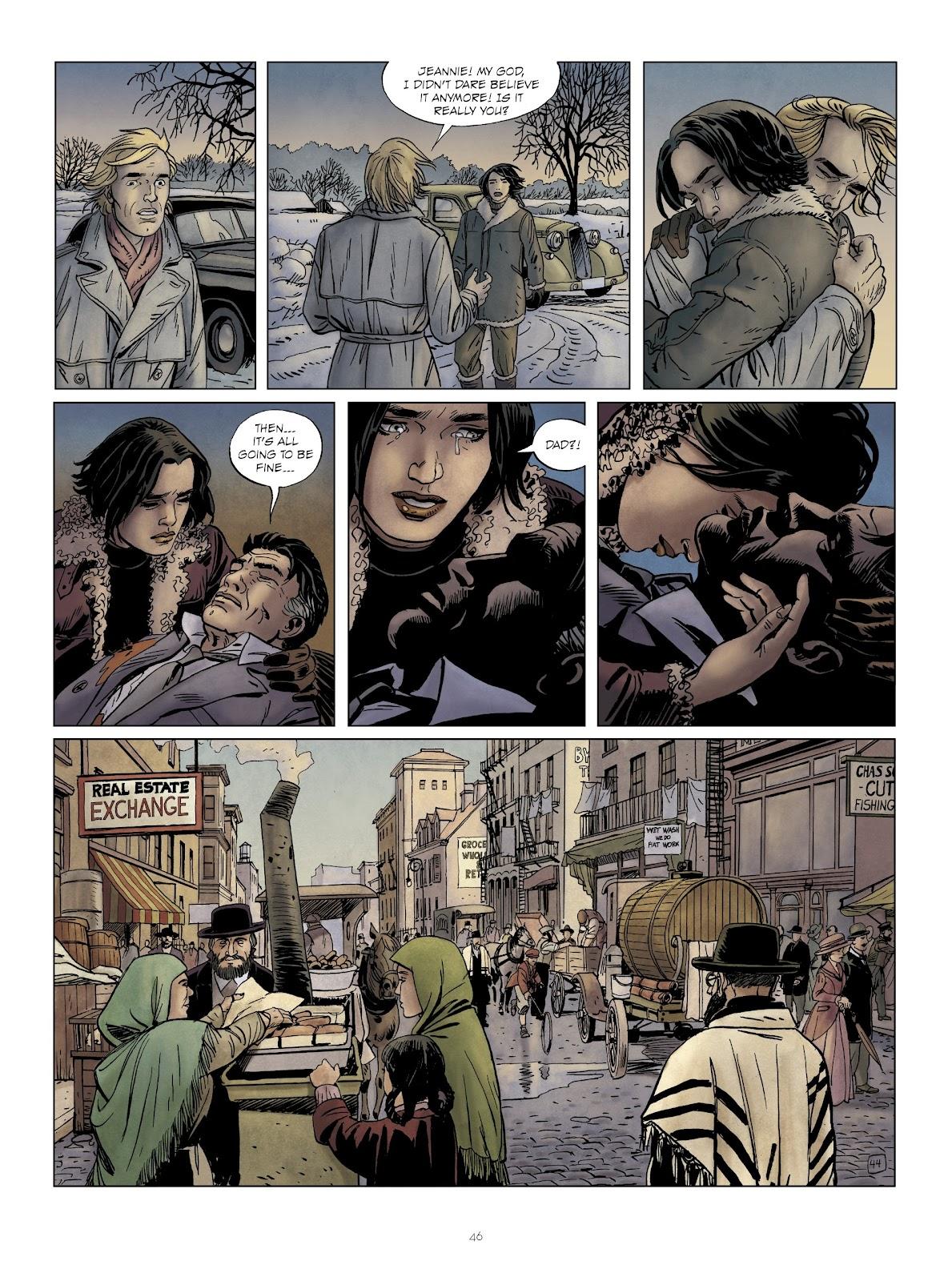 Read online Sherman comic -  Issue #6 - 46