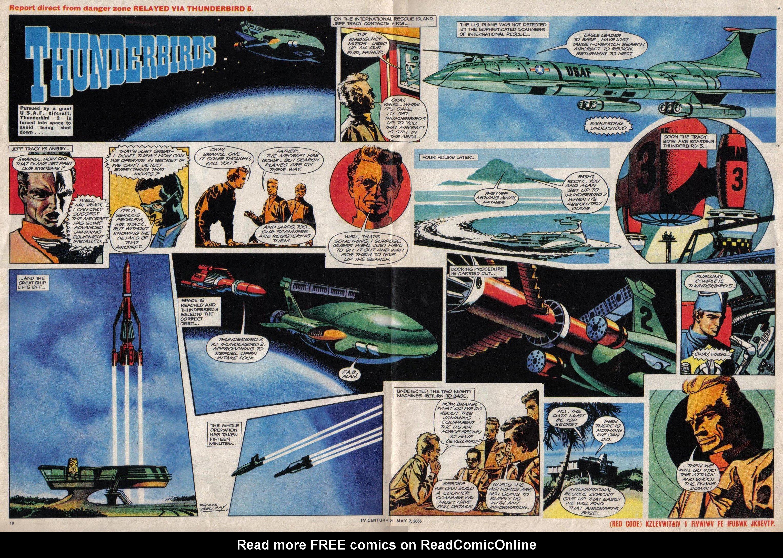 Read online TV Century 21 (TV 21) comic -  Issue #68 - 10