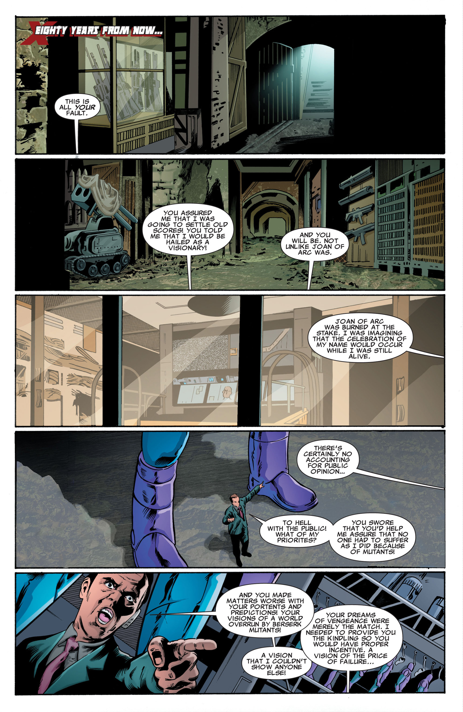 Read online X-Factor (2006) comic -  Issue #48 - 3