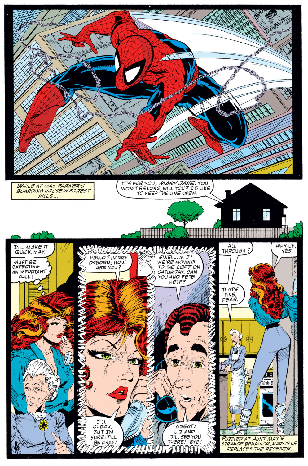 The Amazing Spider-Man (1963) 320 Page 4