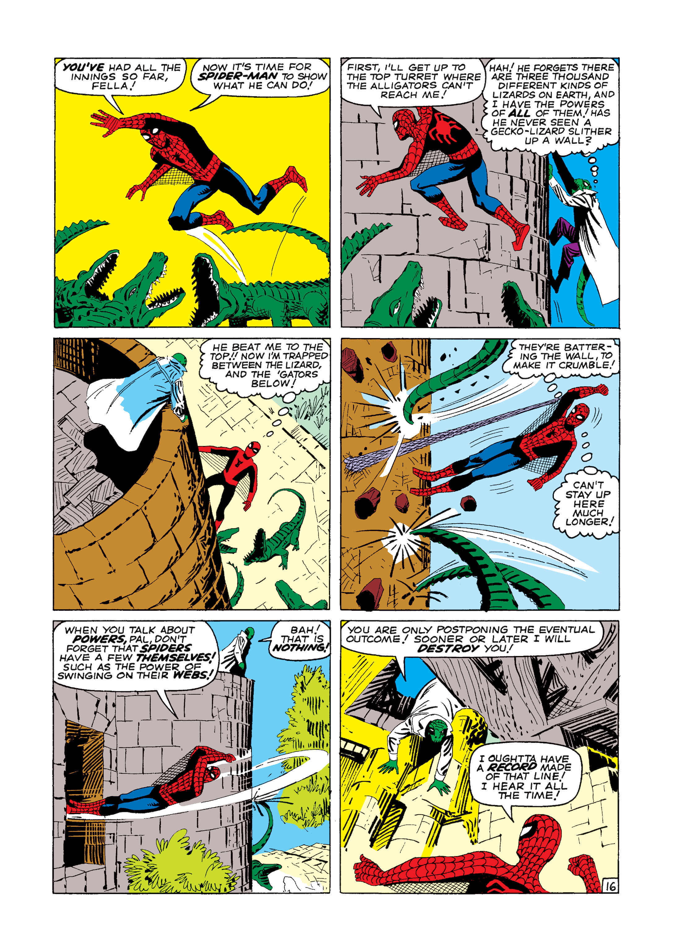 The Amazing Spider-Man (1963) 6 Page 16