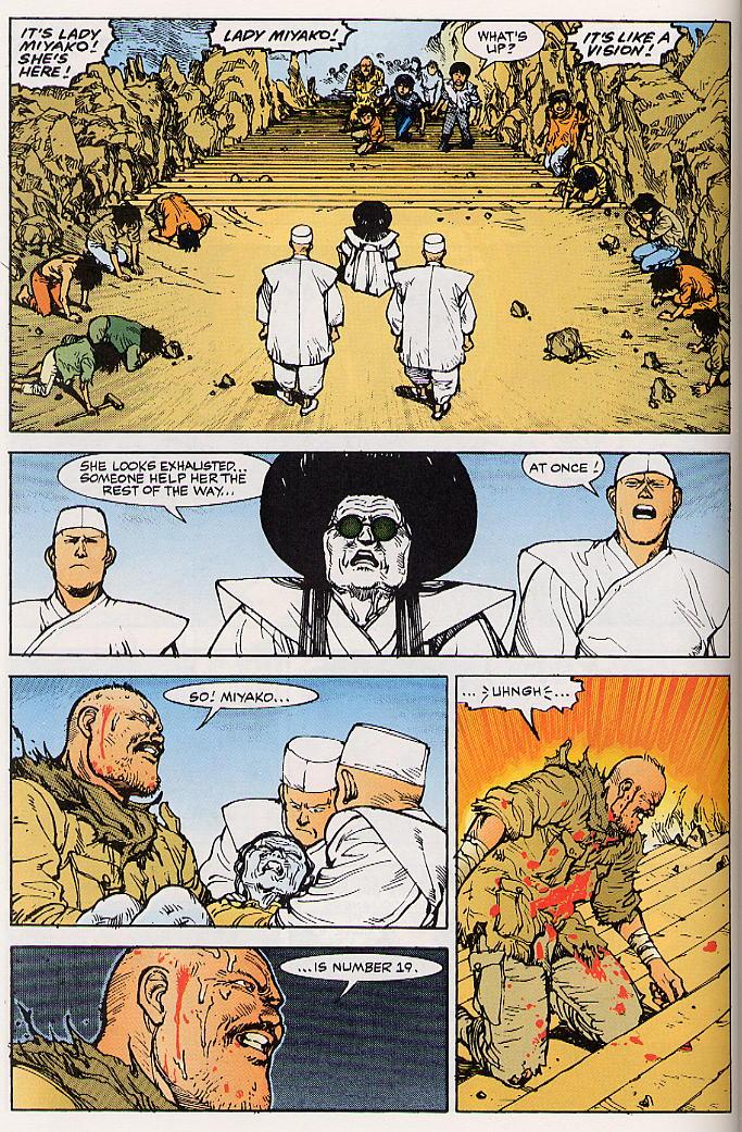 Read online Akira comic -  Issue #24 - 28