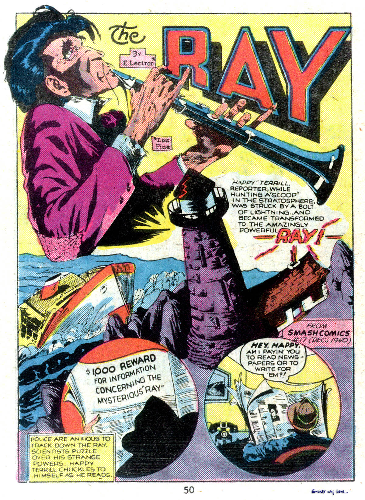 Read online Adventure Comics (1938) comic -  Issue #501 - 50