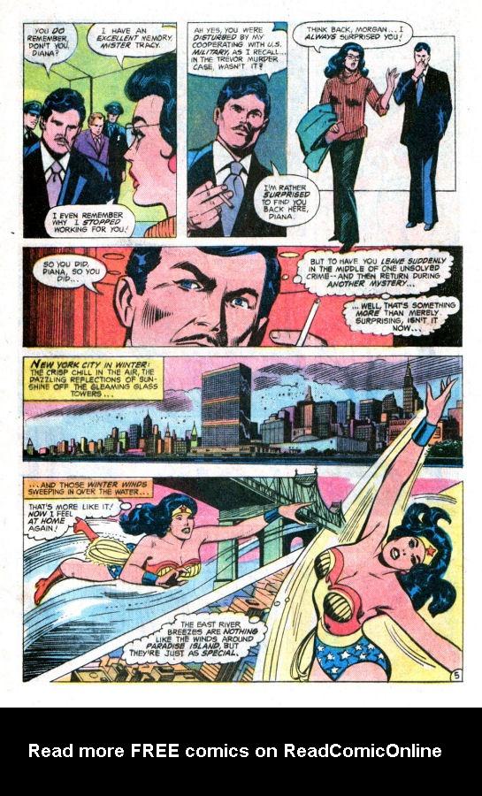 Read online Wonder Woman (1942) comic -  Issue #255 - 9