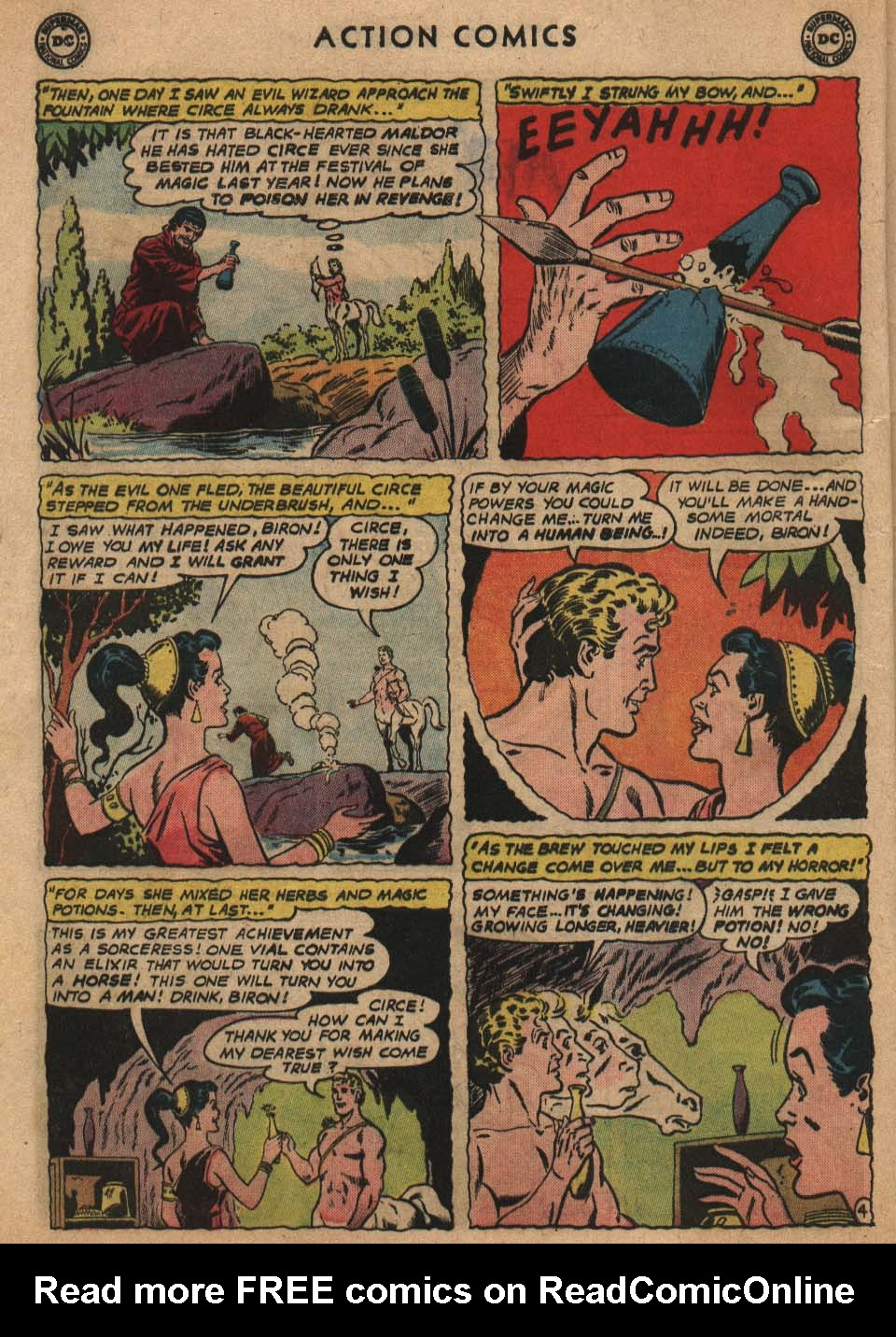 Action Comics (1938) 293 Page 21