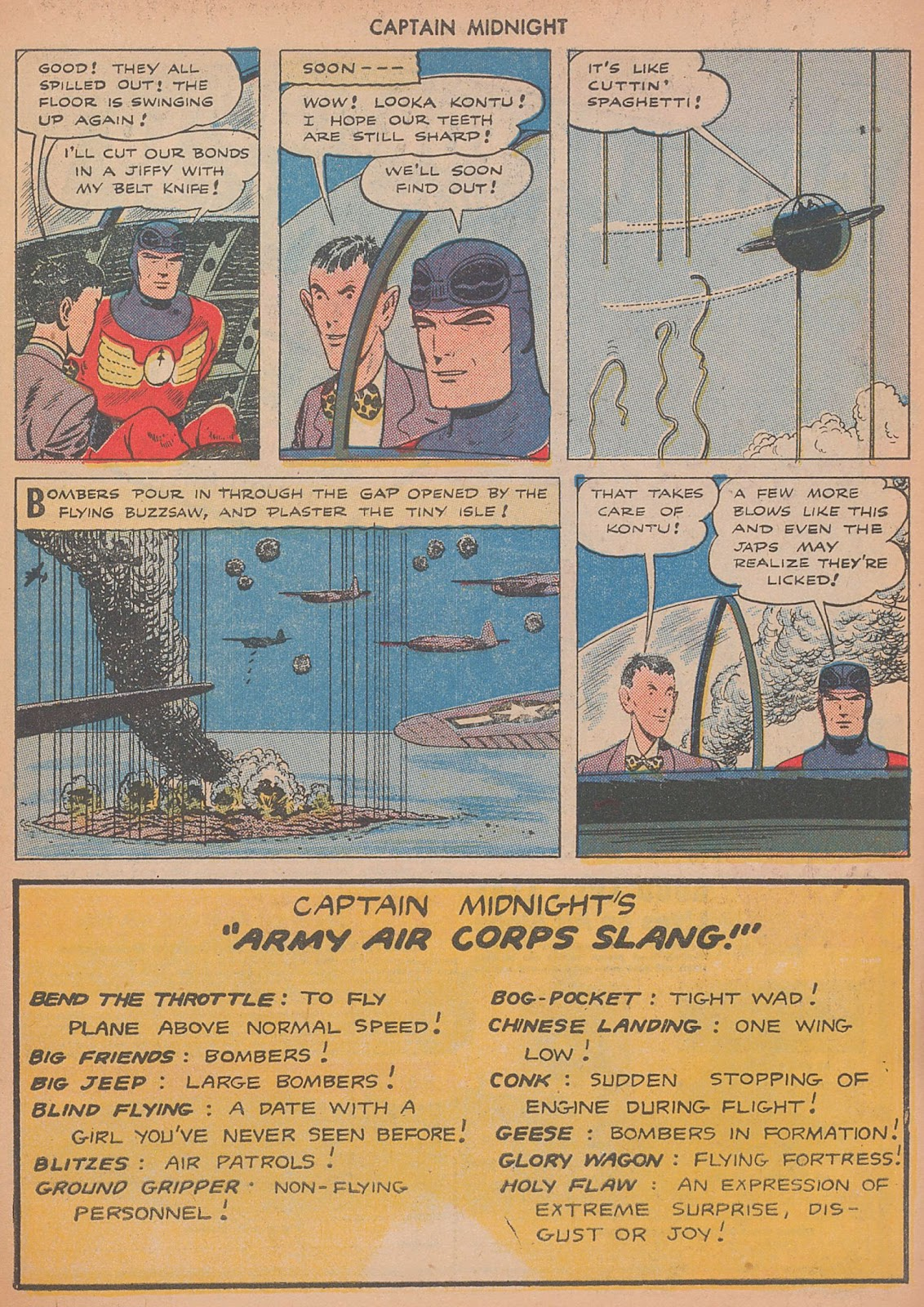 Captain Midnight (1942) issue 29 - Page 19