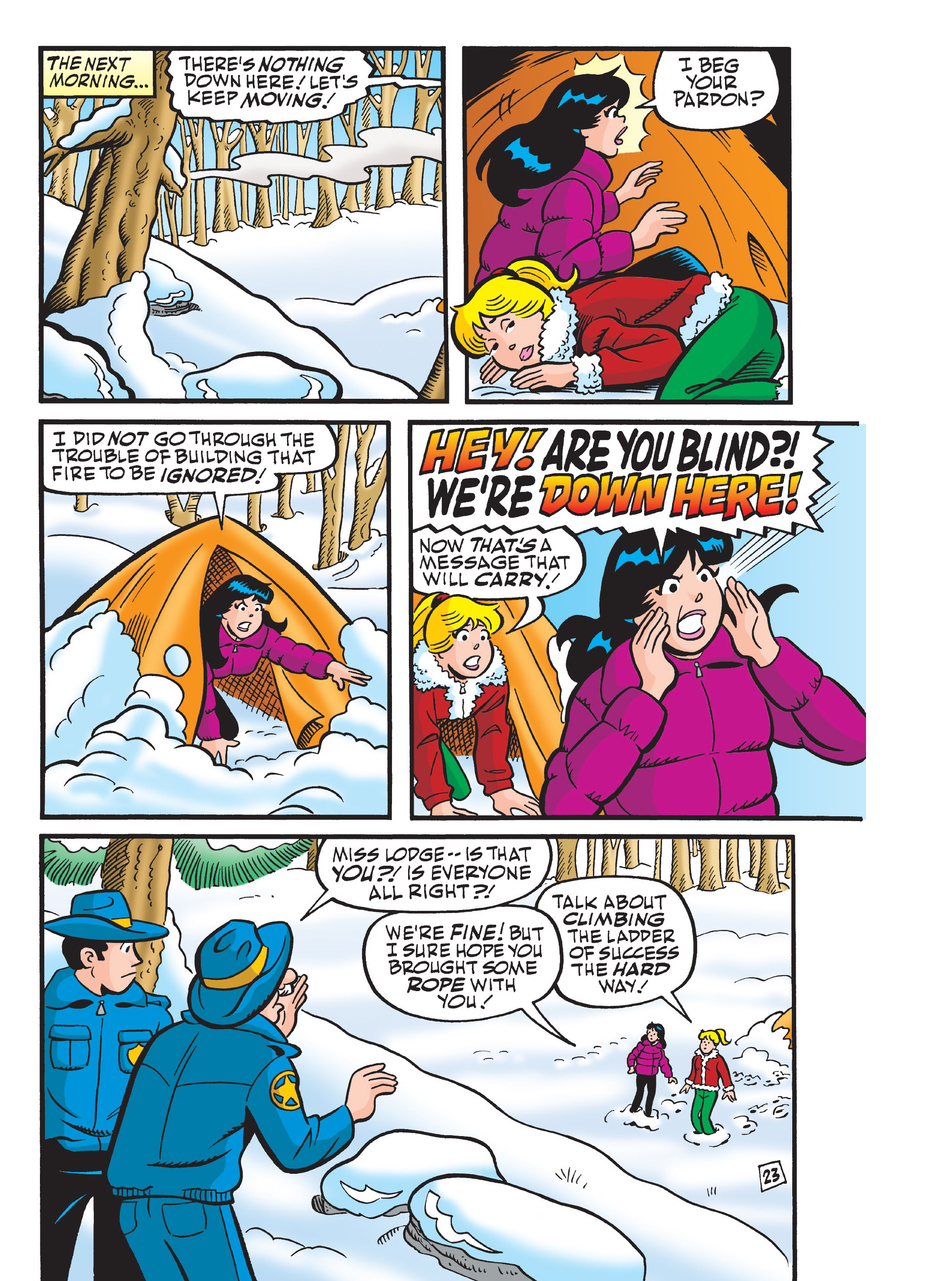 Read online Archie 75th Anniversary Digest comic -  Issue #4 - 117