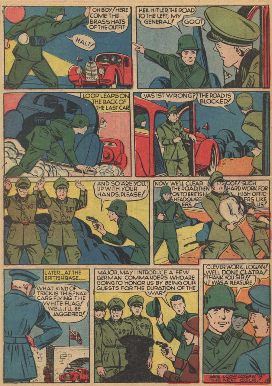 Blue Ribbon Comics (1939) issue 16 - Page 56