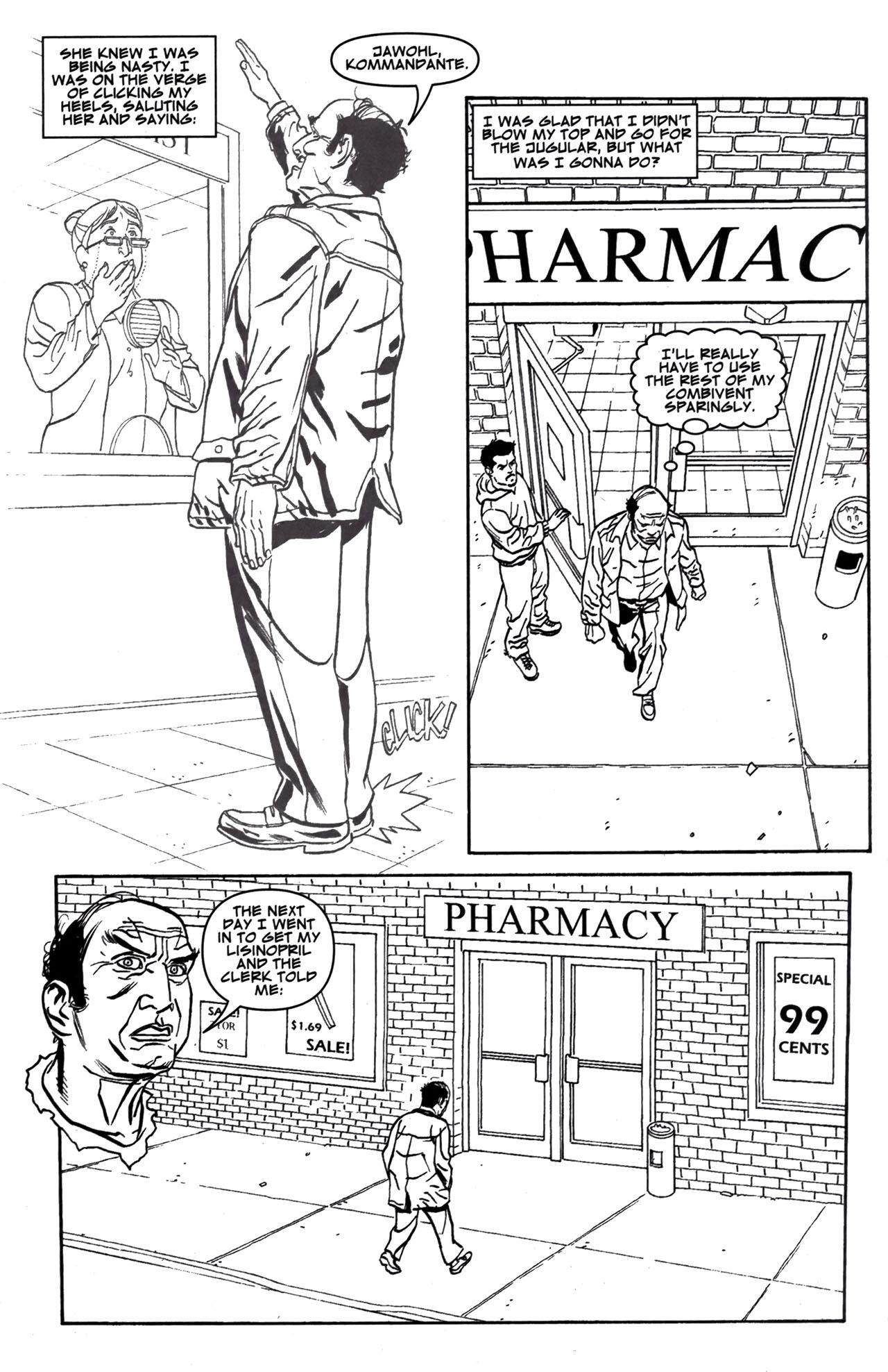 Read online American Splendor (2008) comic -  Issue #1 - 14