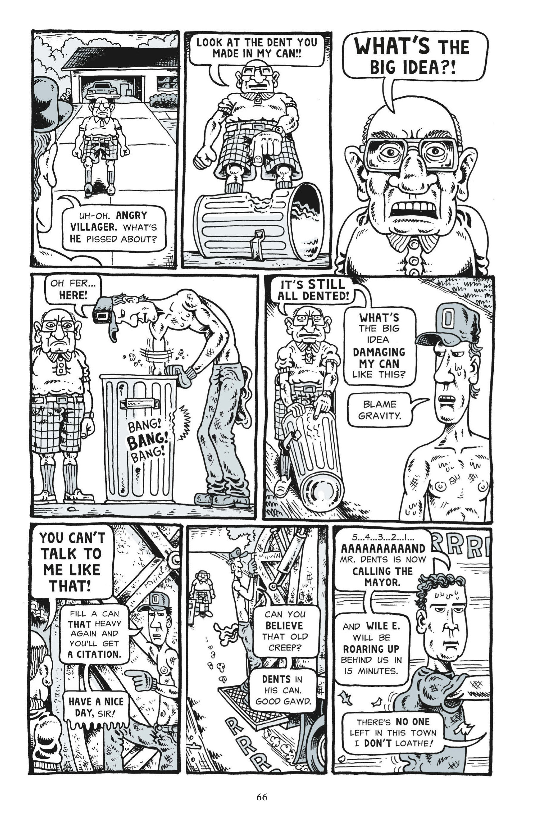 Read online Trashed comic -  Issue # Full - 67