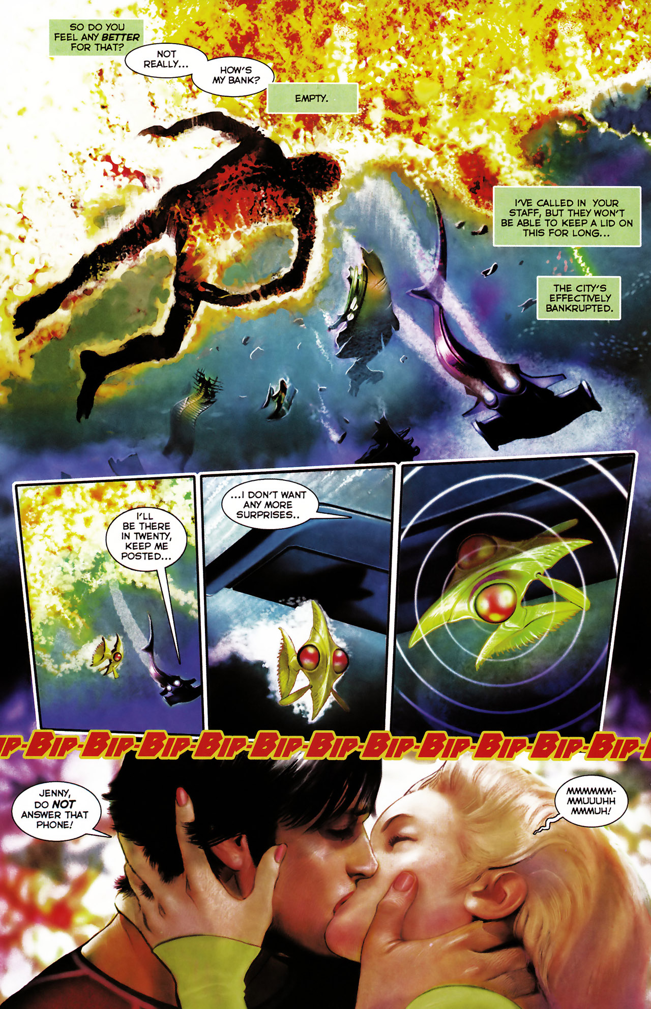 Read online Shark-Man comic -  Issue #1 - 18