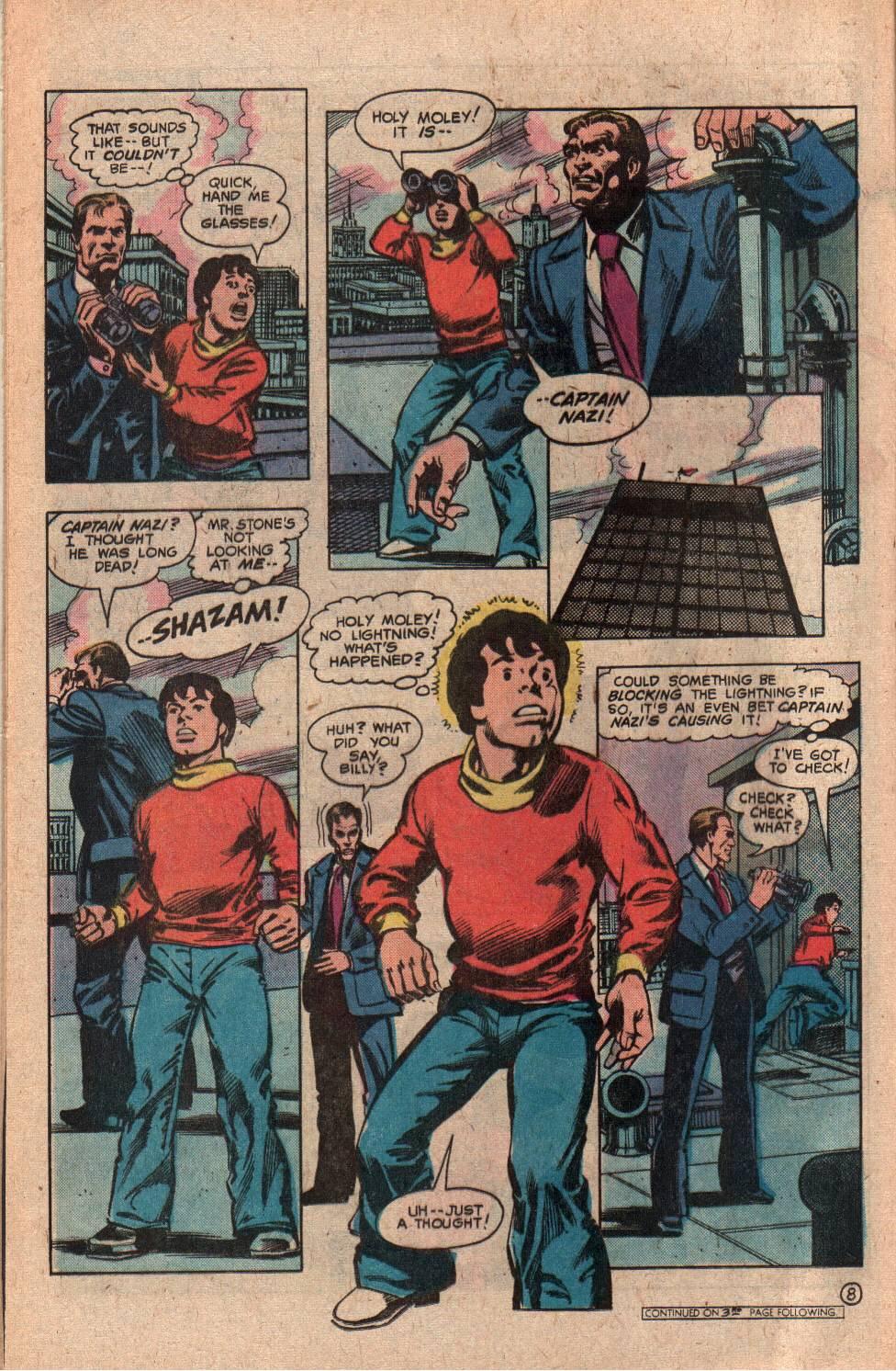 Read online Shazam! (1973) comic -  Issue #34 - 12