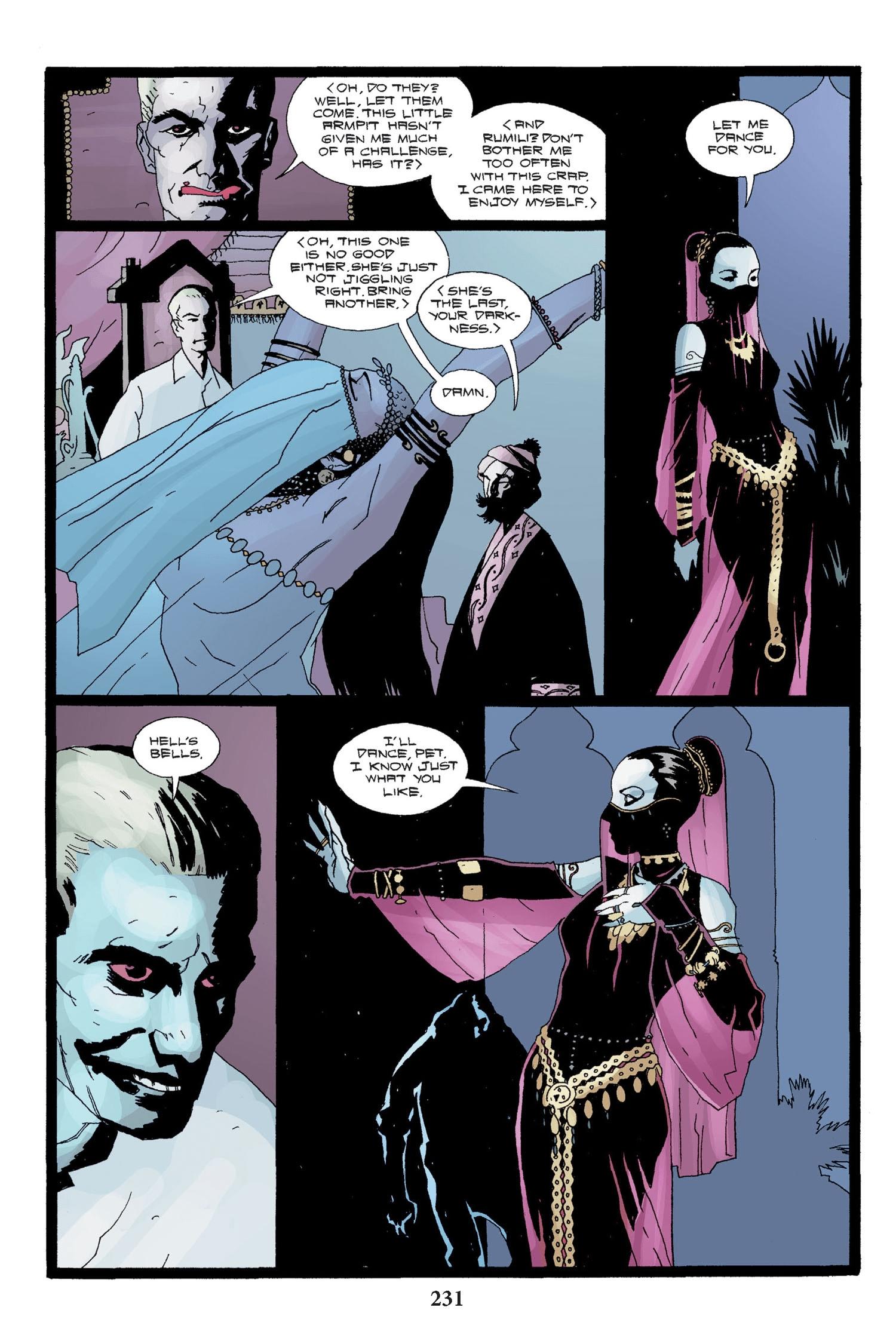 Read online Buffy the Vampire Slayer: Omnibus comic -  Issue # TPB 2 - 224