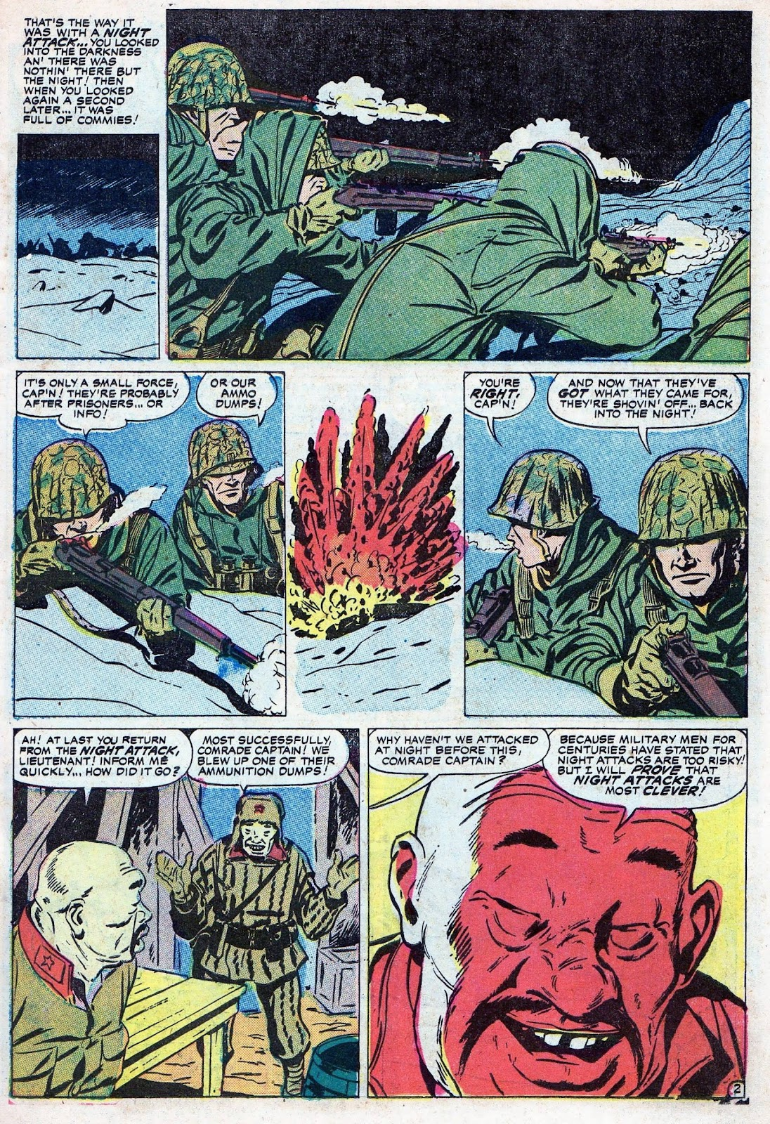 Marines in Battle issue 20 - Page 11