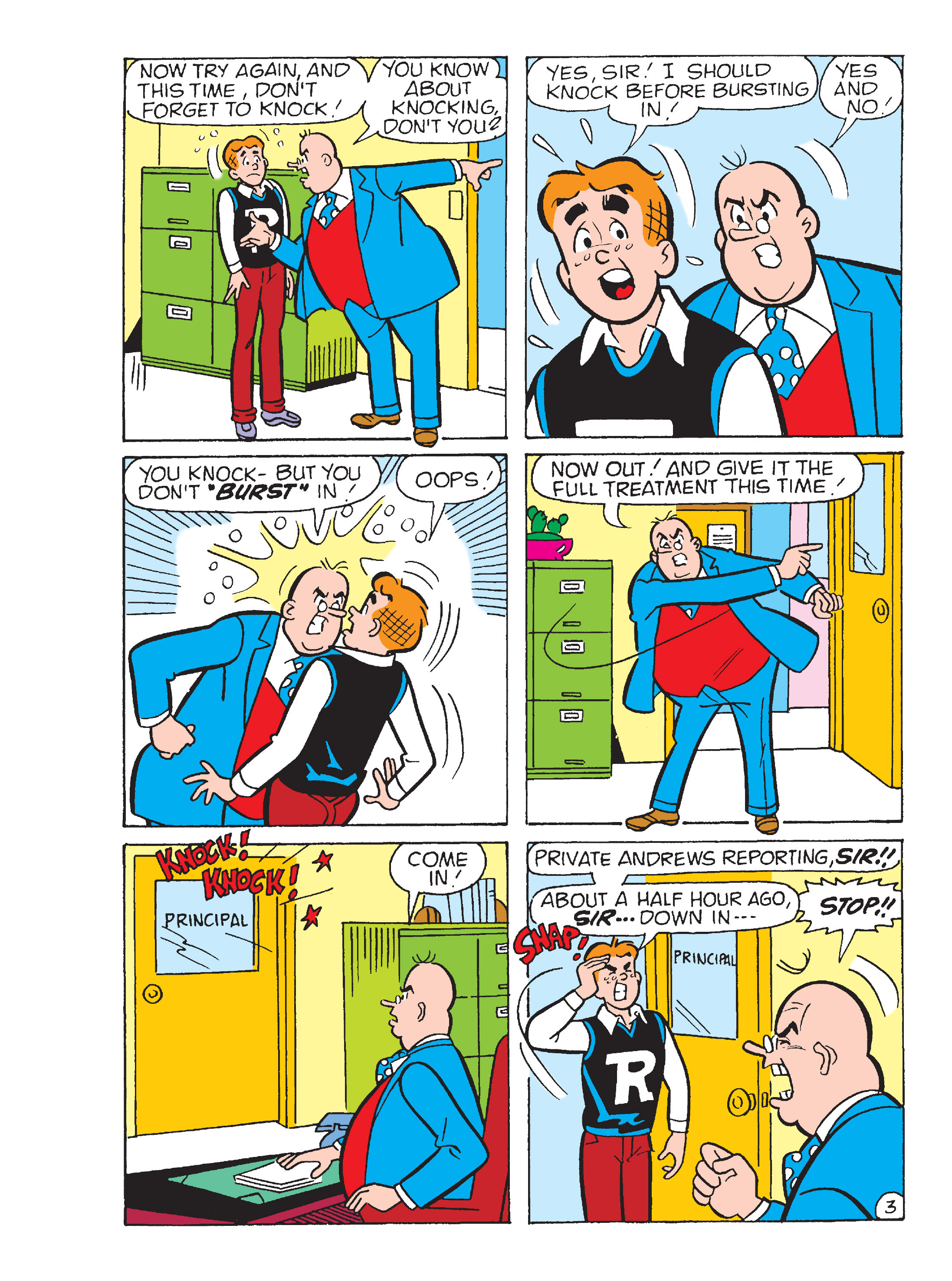 Read online World of Archie Double Digest comic -  Issue #55 - 118