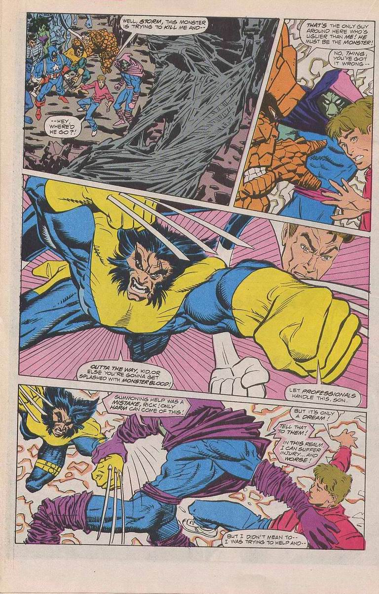 Read online Sleepwalker comic -  Issue #3 - 18
