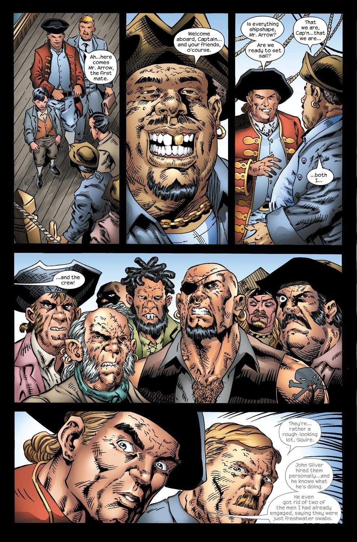 Read online Treasure Island comic -  Issue #2 - 16