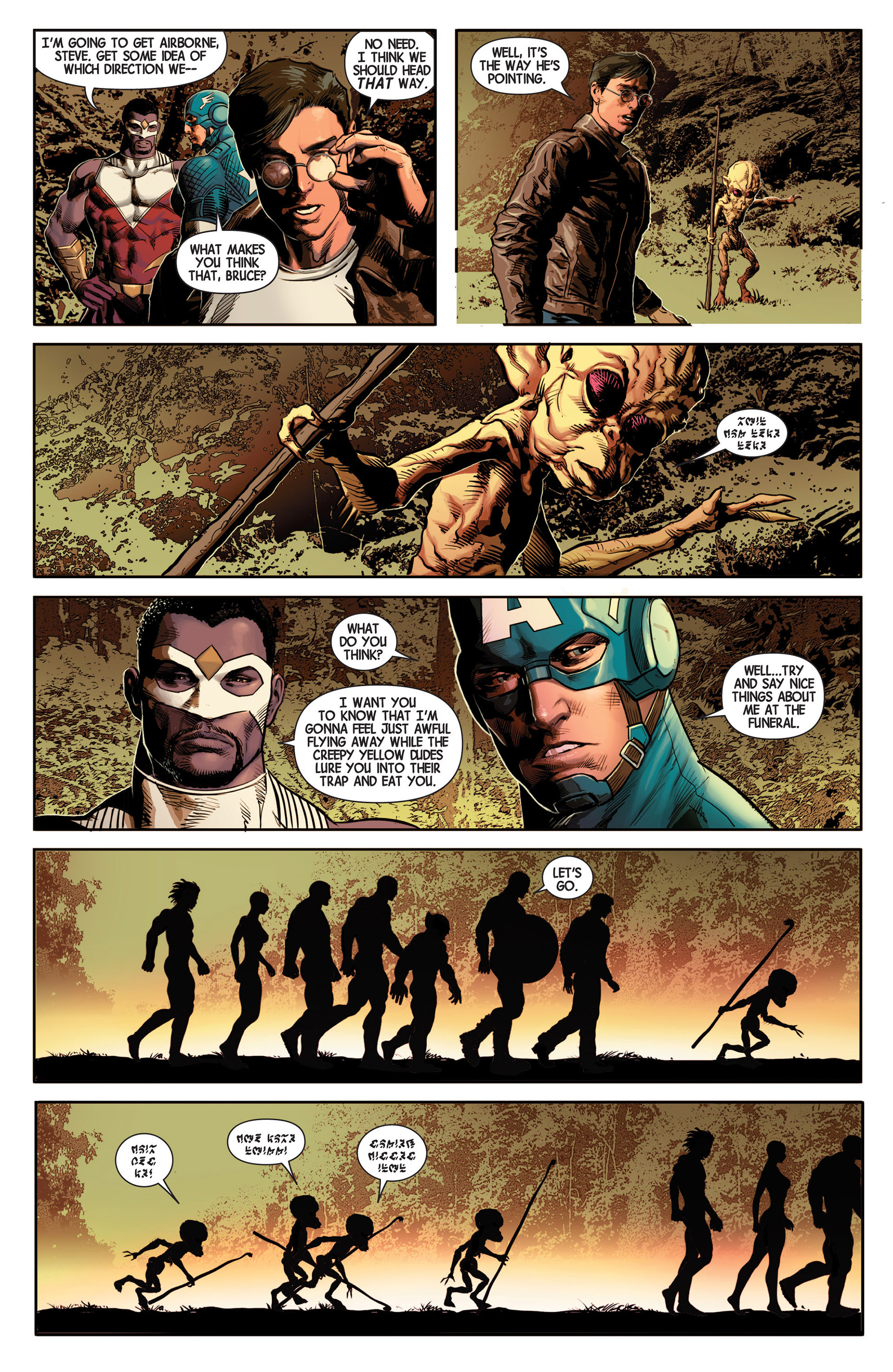 Read online Avengers (2013) comic -  Issue #10 - 16