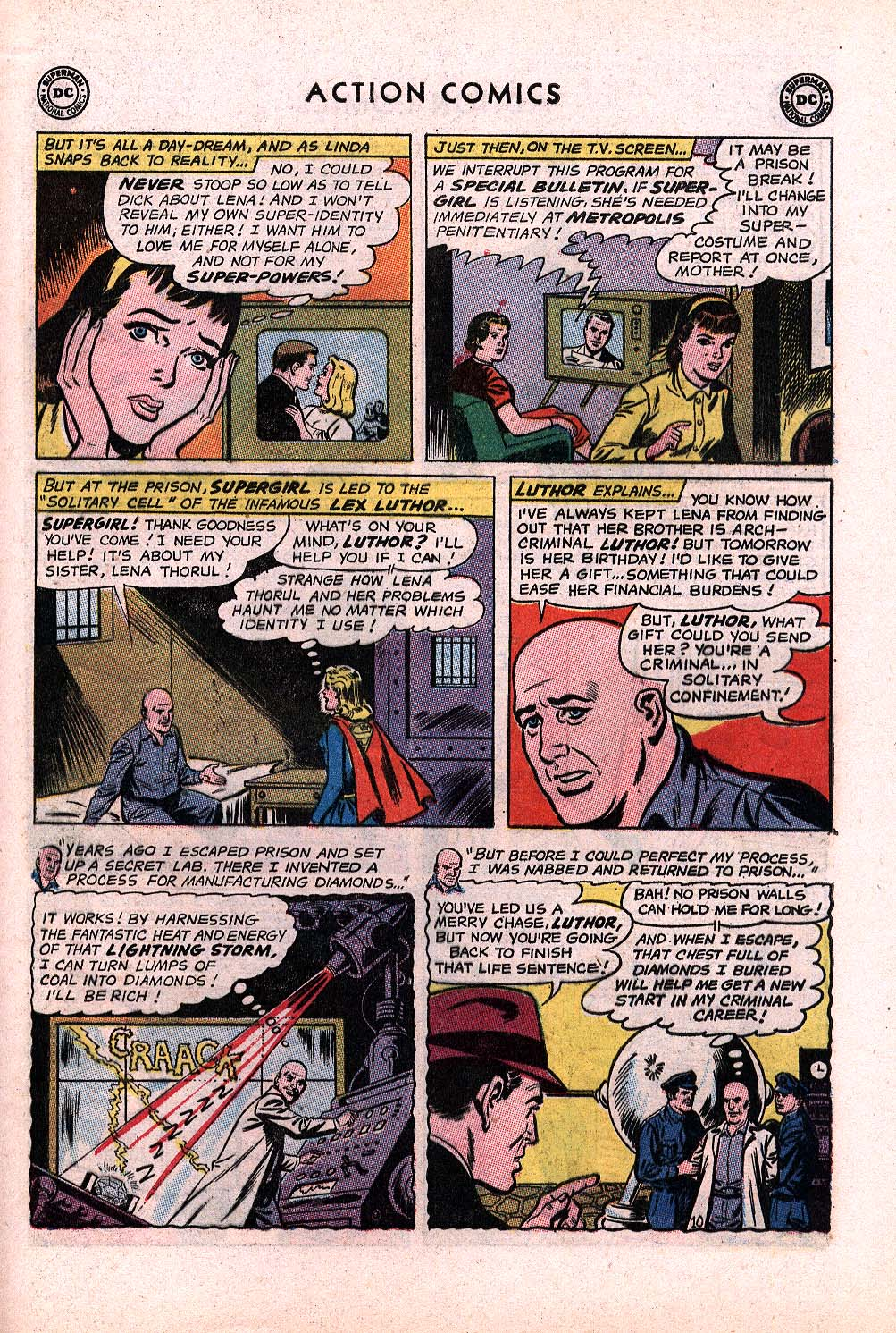 Read online Action Comics (1938) comic -  Issue #296 - 29