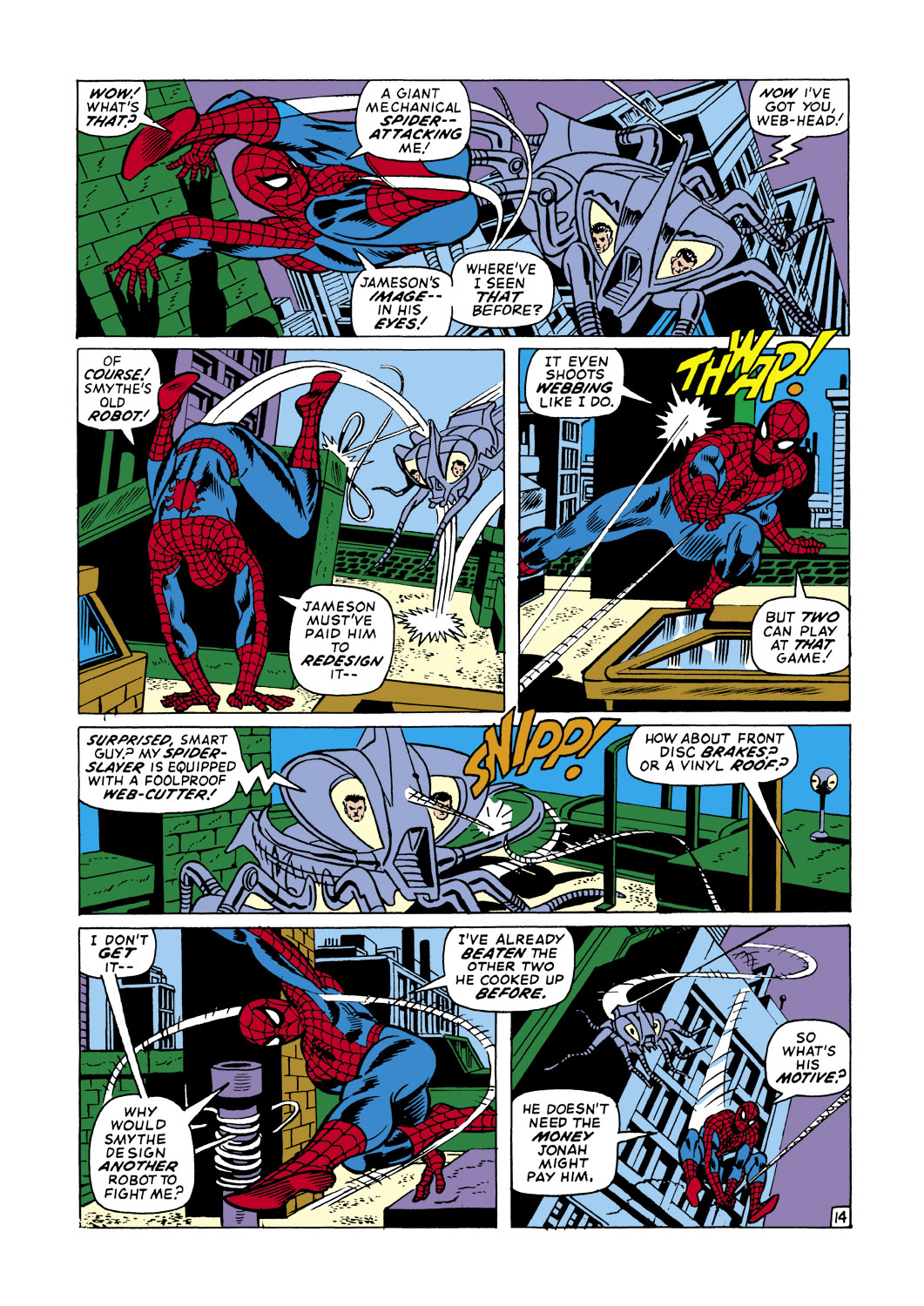 The Amazing Spider-Man (1963) 105 Page 14