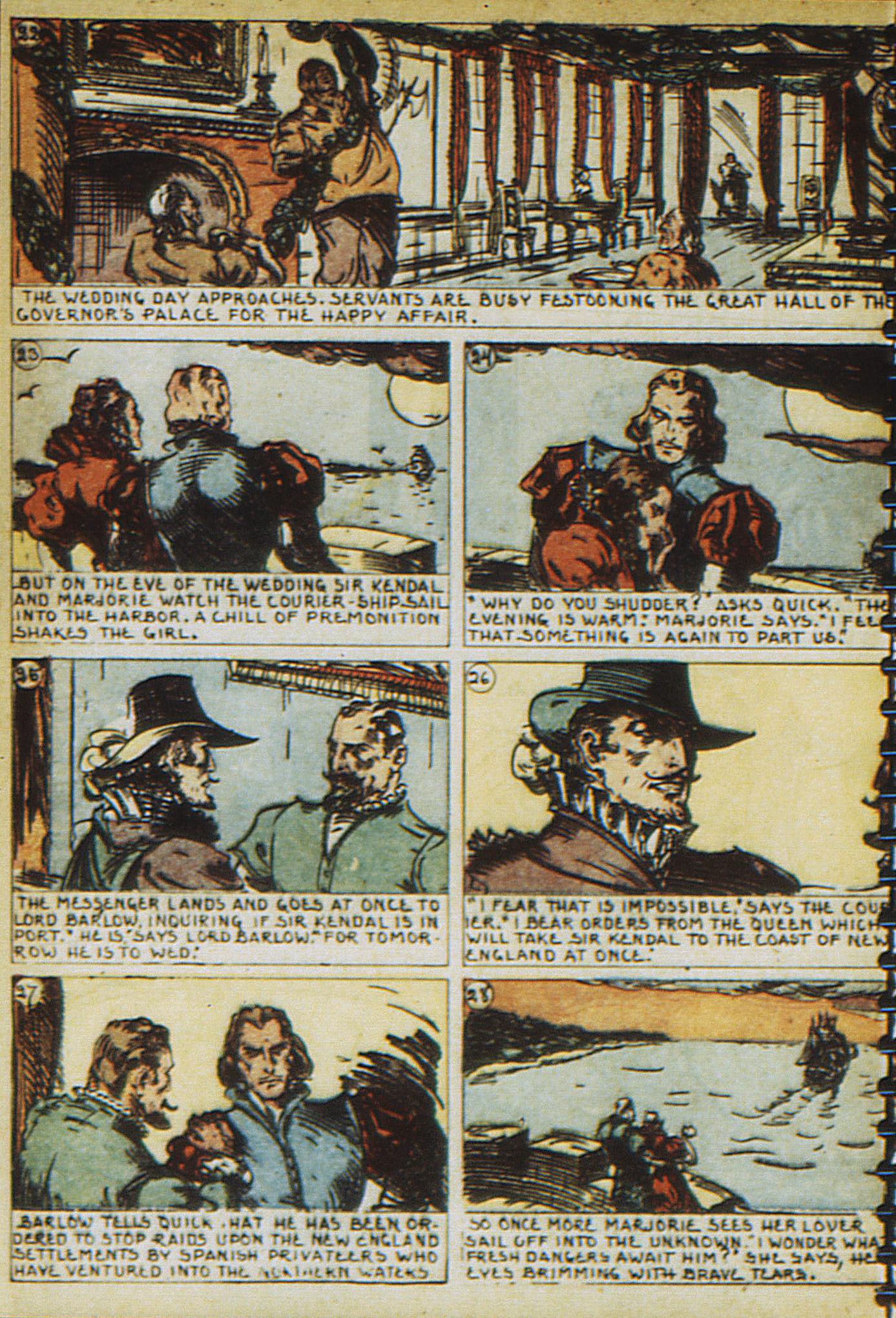 Read online Adventure Comics (1938) comic -  Issue #23 - 62