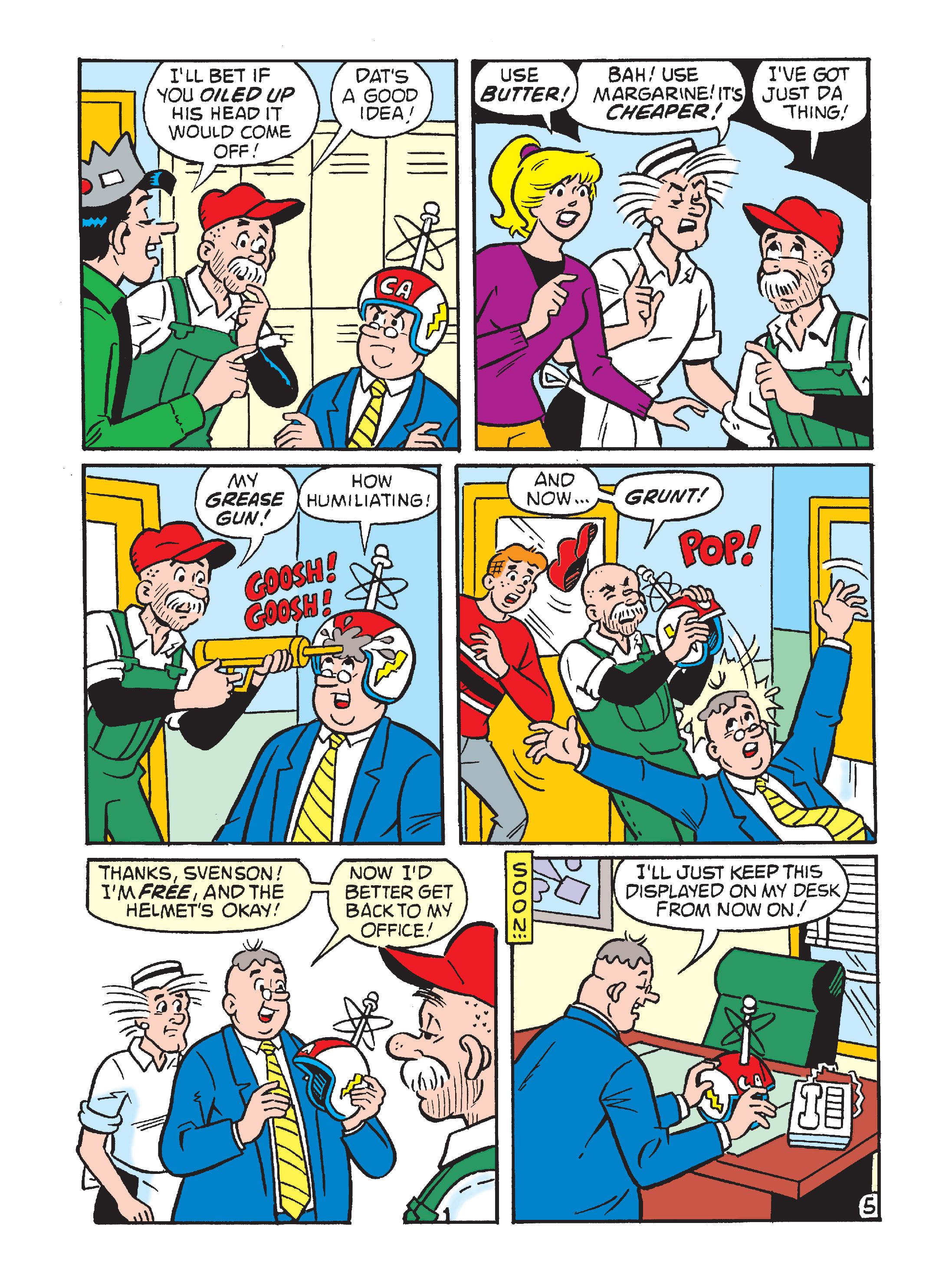Read online Archie 1000 Page Comics Bonanza comic -  Issue #1 (Part 2) - 12